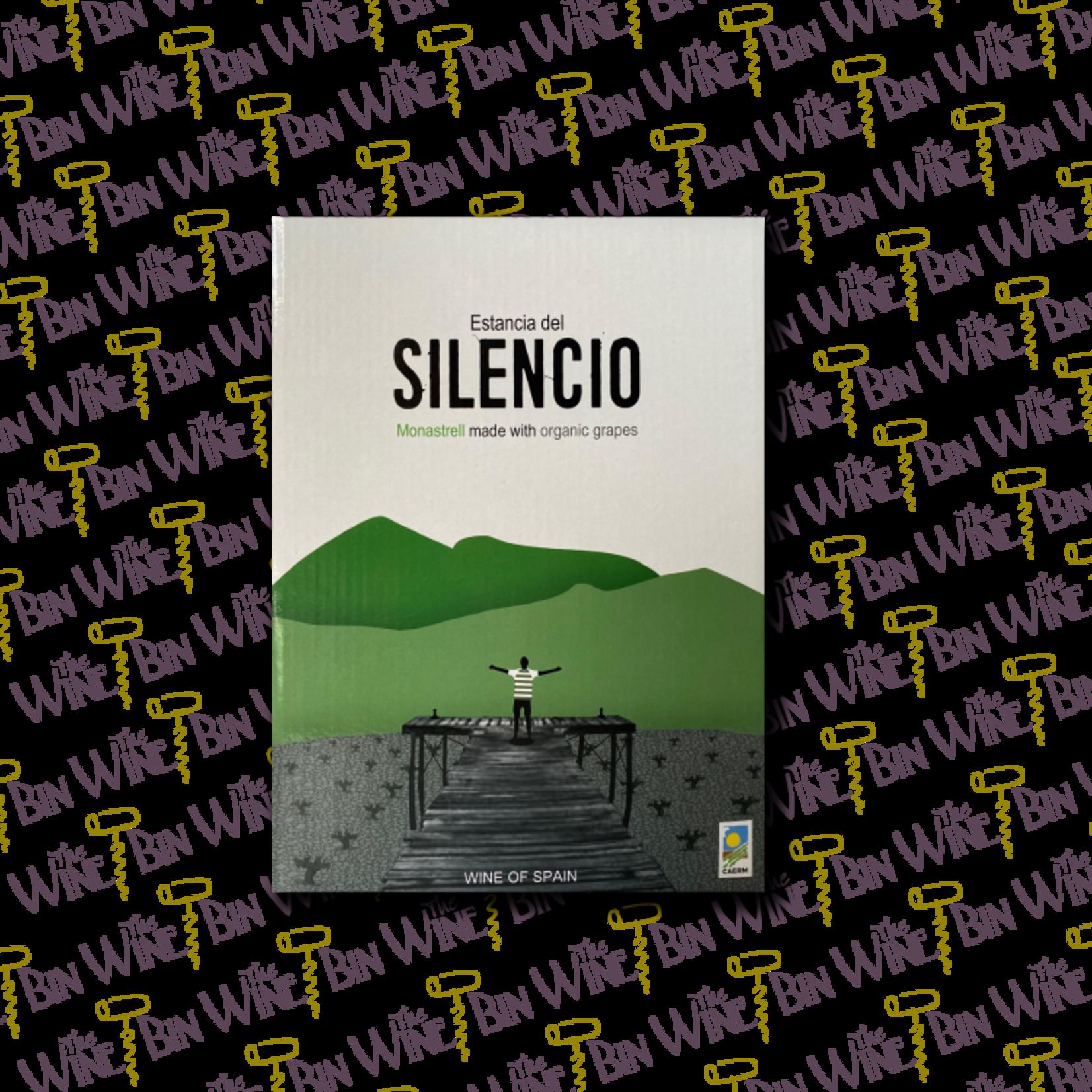 Estancio Del Silencio Estancio Del Silencio Monastrell 3L Box Wine 3L Box