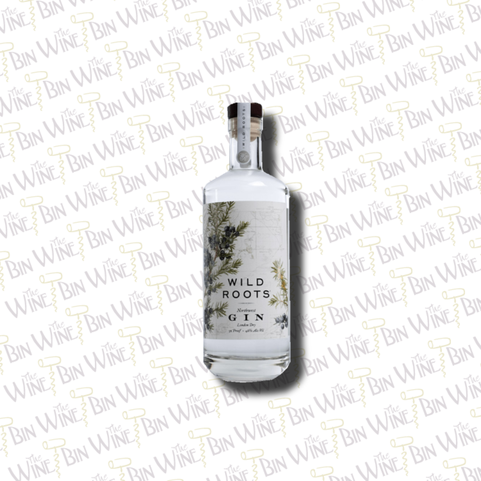 Wild Roots Wild Roots Gin – Plain - 750ml
