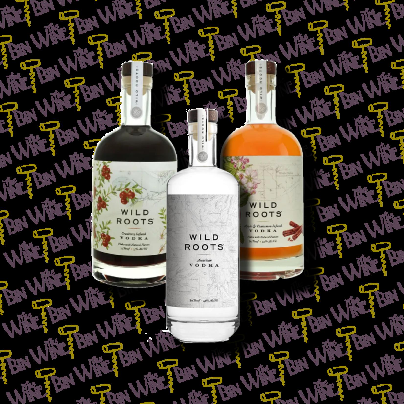 Wild Roots Wild Roots Vodka .750L  Bottle
