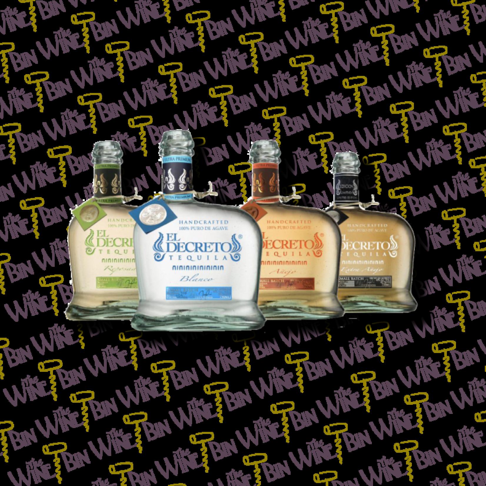 El Decreto El Decreto Tequila .750L