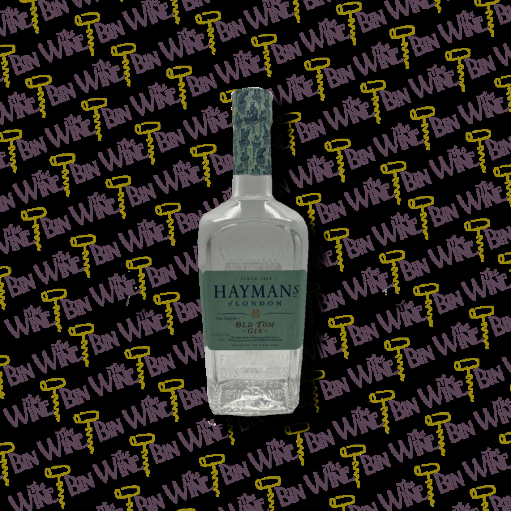 Hayman's Haymans Old Tom Gin – 750ml
