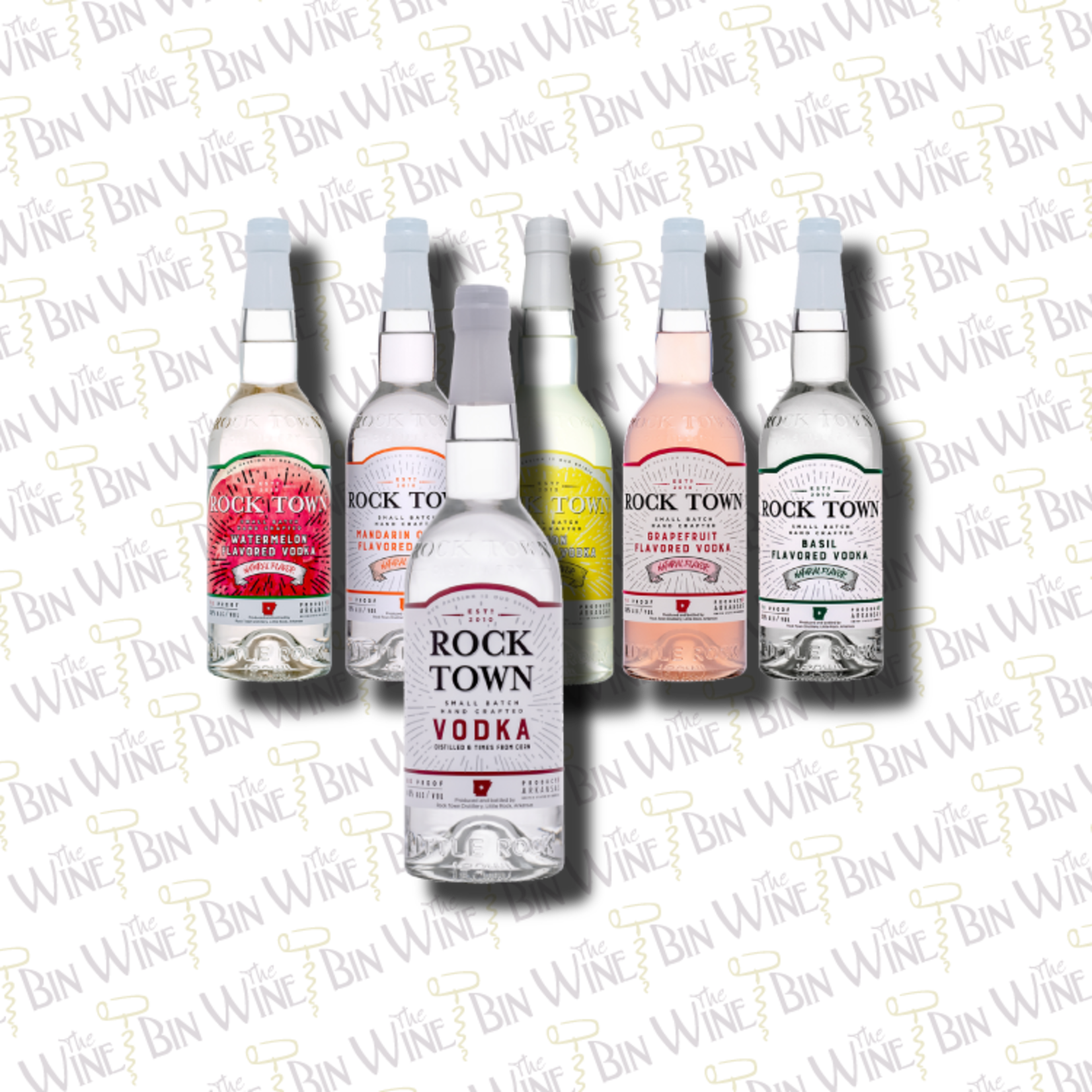 Rock Town Rocktown Vodka 1L