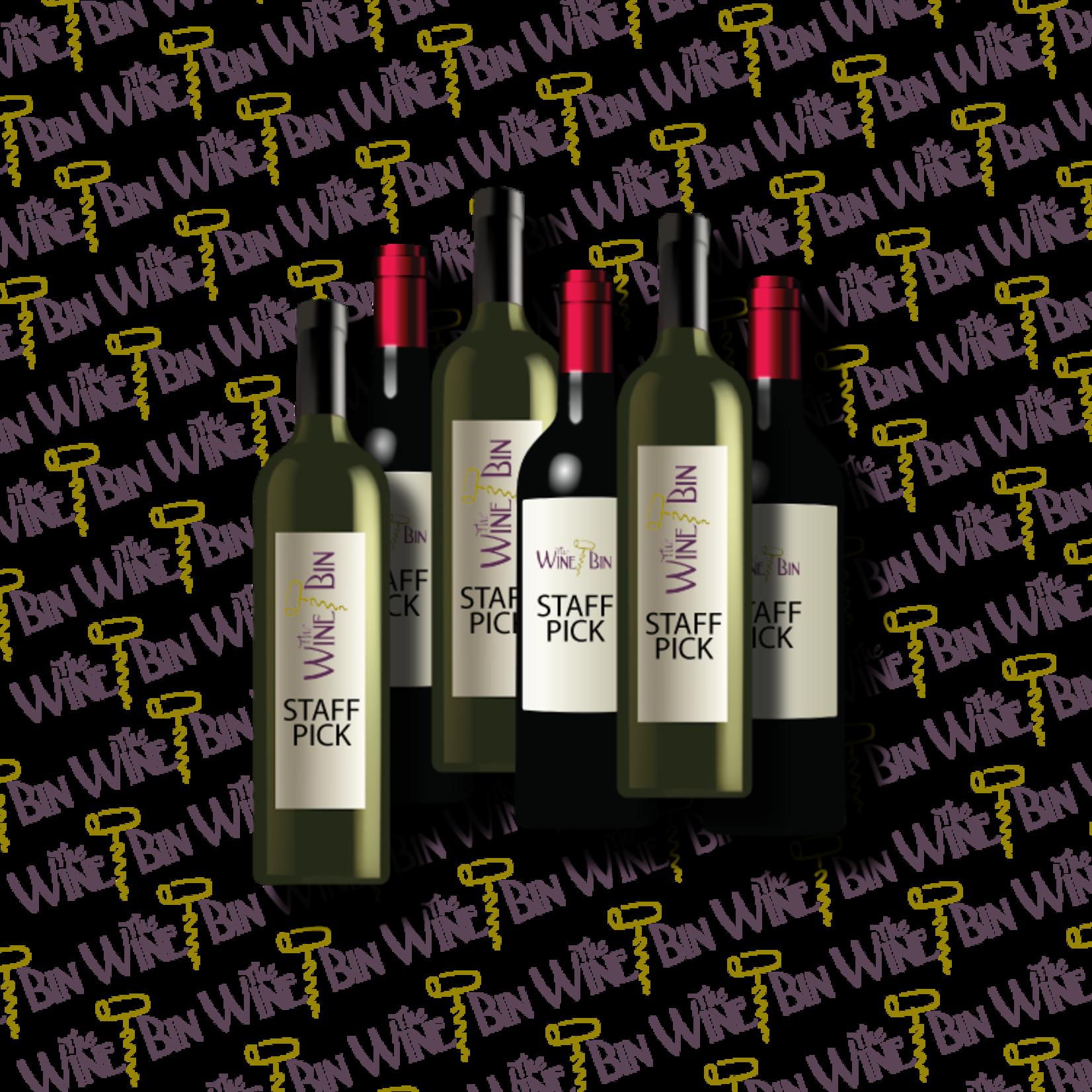 The Wine Bin STAFF 6 • JULY • The Wine Bin