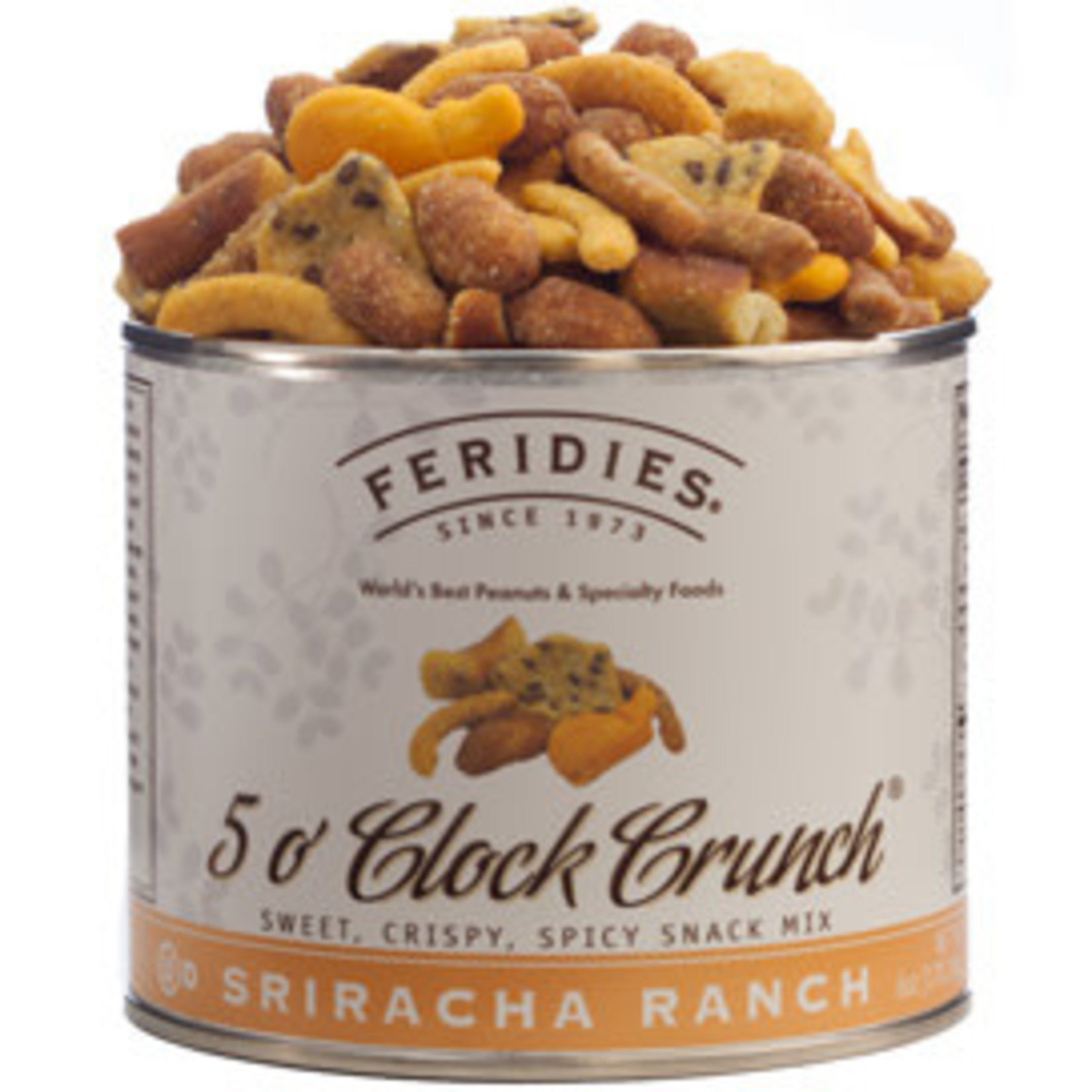 Feridies Peanuts & Specialty Foods FERIDIES PEANUTS & SPECIALTY FOODS •