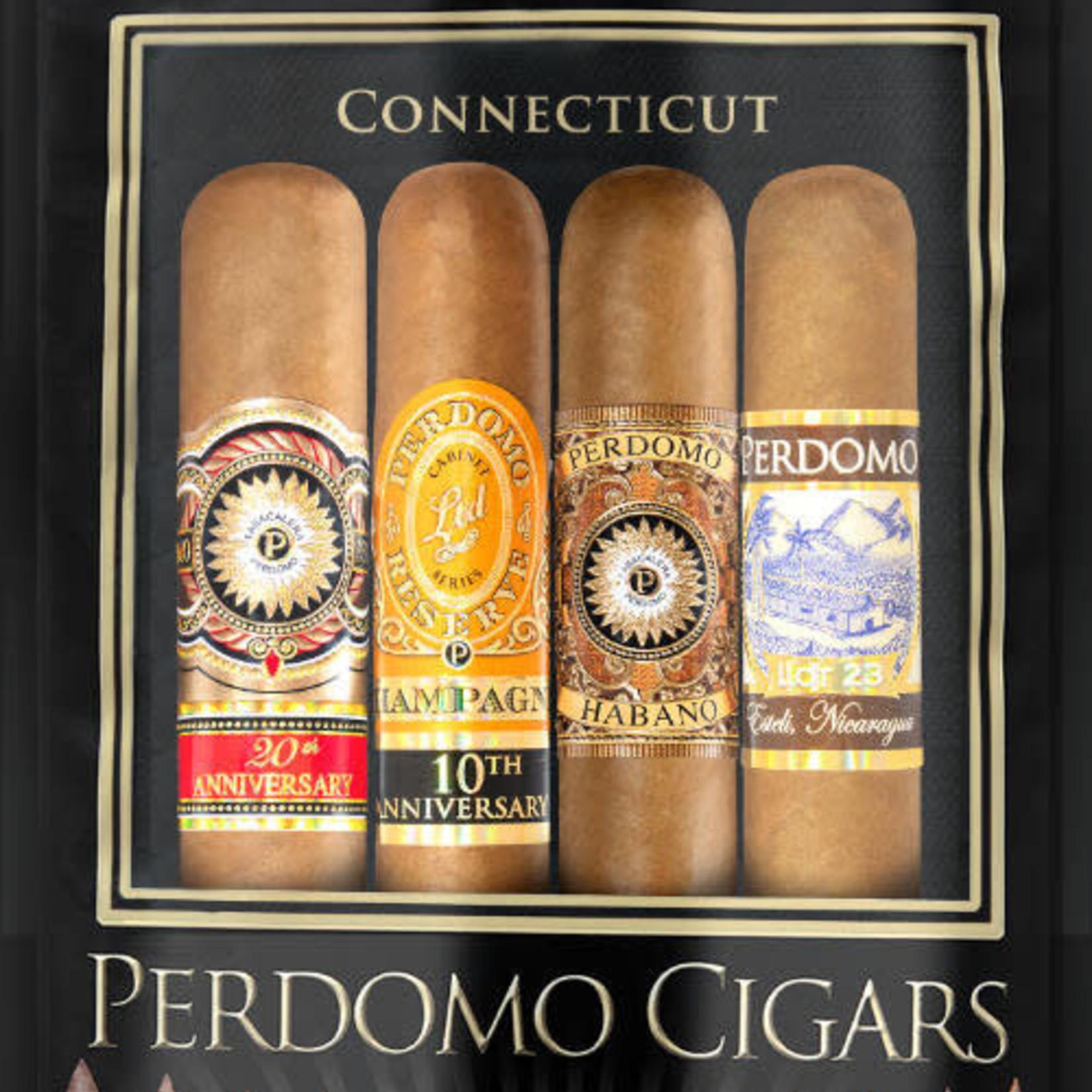 Perdomo Cigars Perdomo Cigars - Connecticut 4-Pack