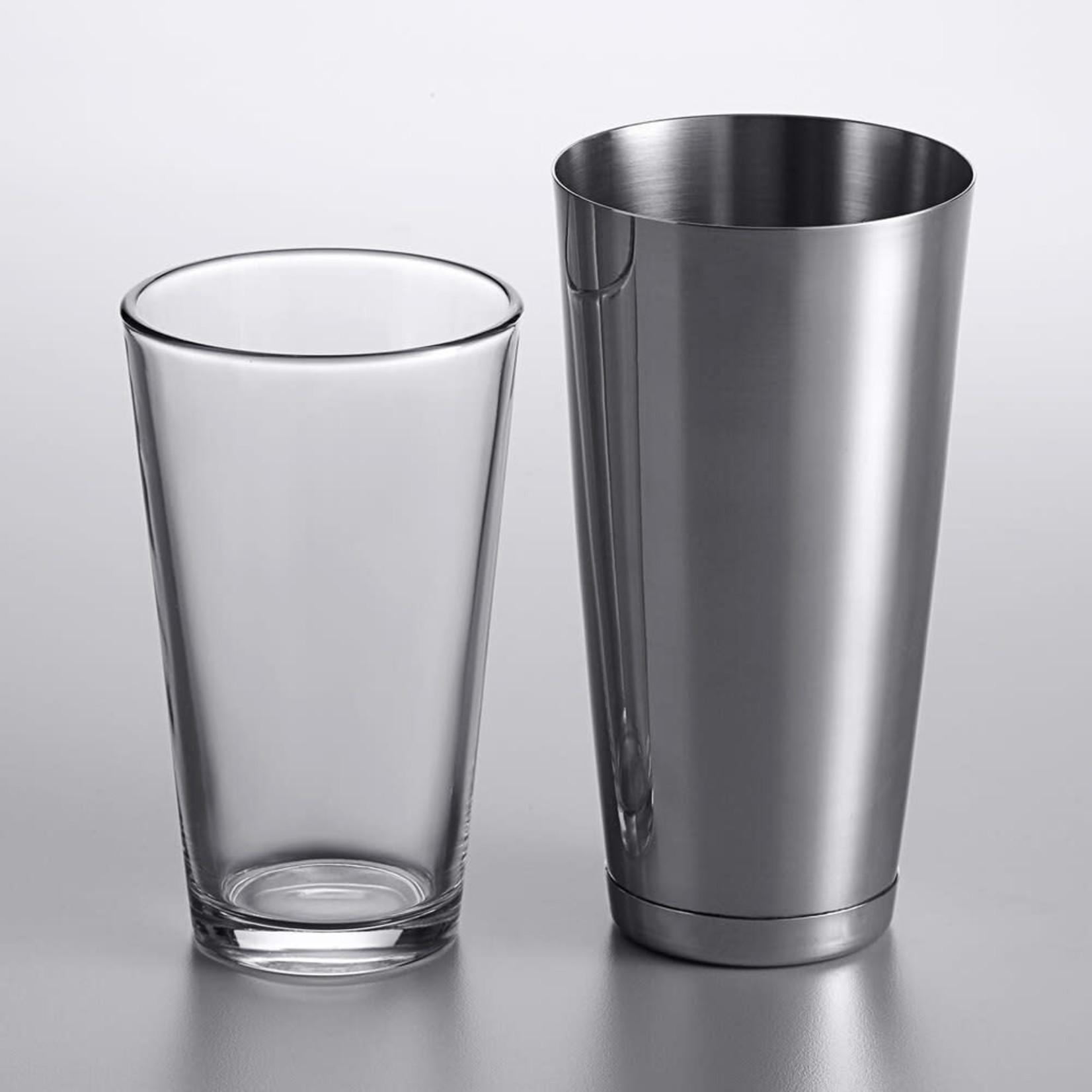 SHAKER Boston Shaker & Pint Glass
