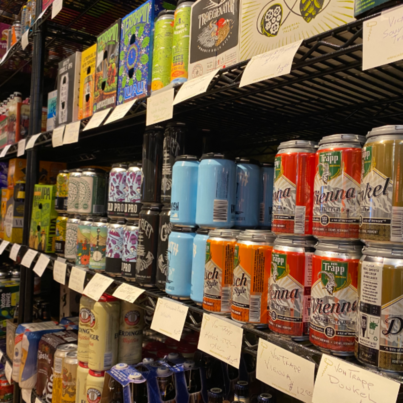 Mixed Case of Craft Beer