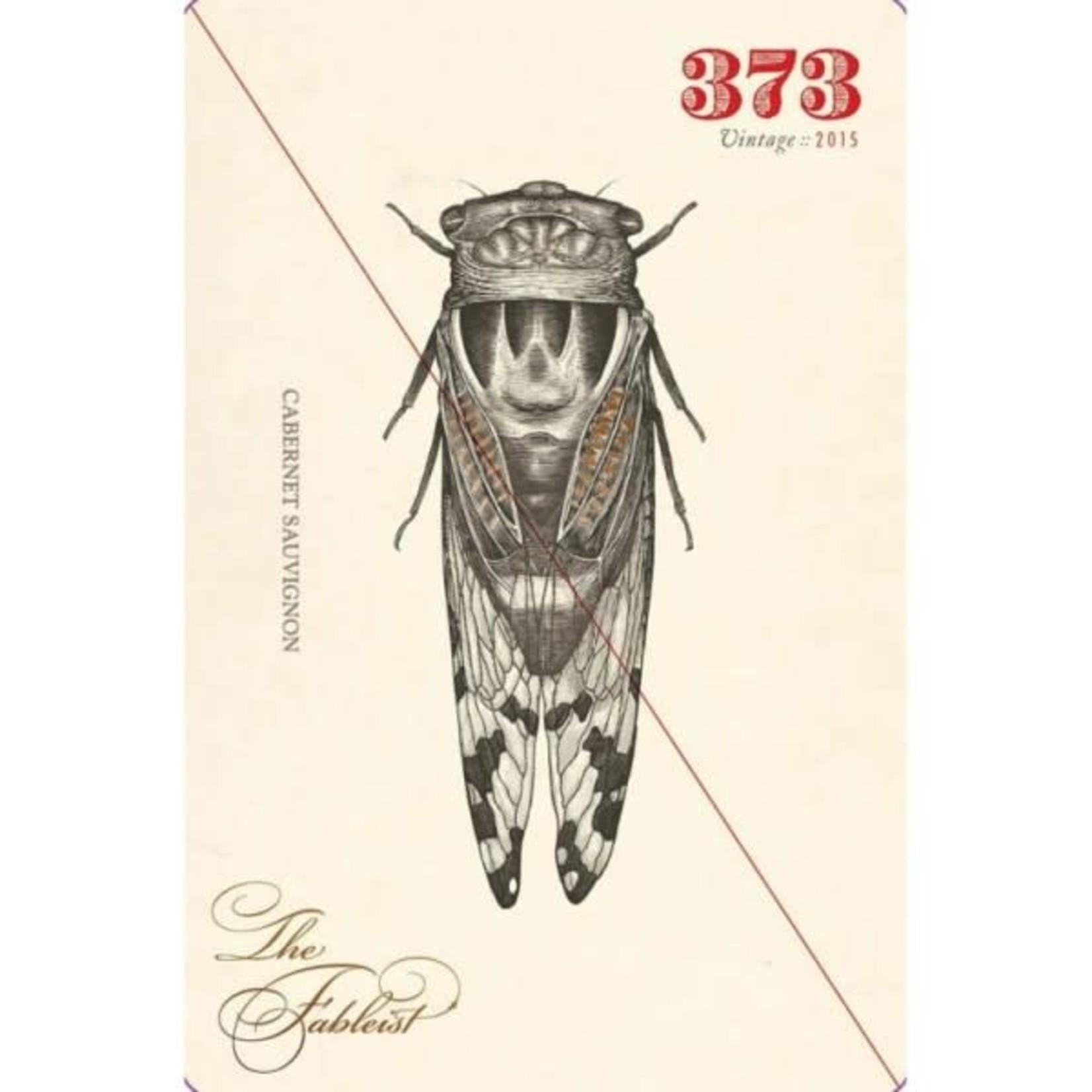 FABLEIST FABLEIST • CABERNET SAUVIGNON 373 CICADA - .750L • 3 PACK