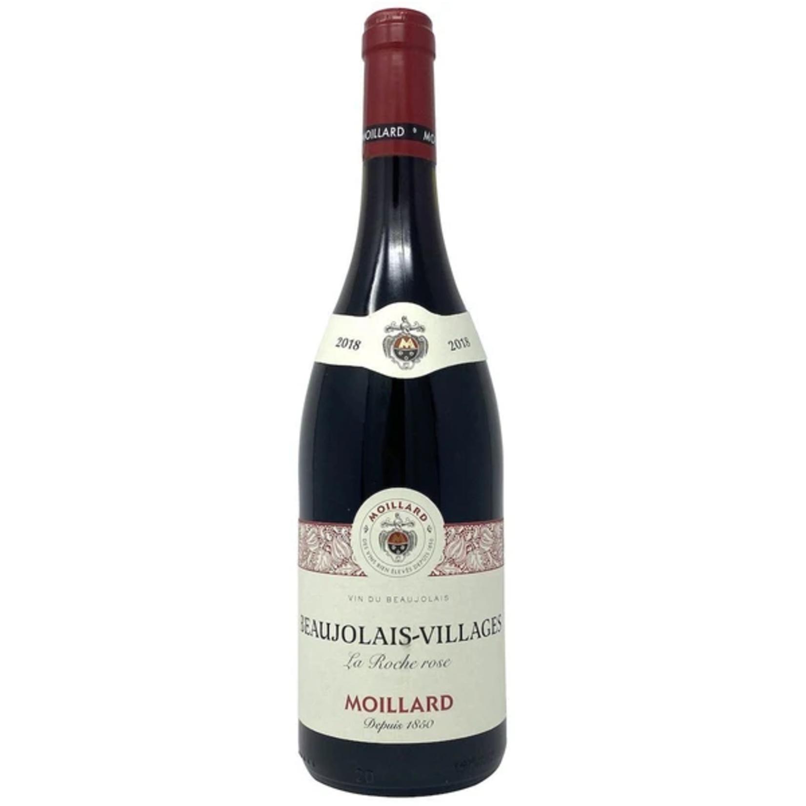 MOILLARD MOILLARD • BEAUJOLAIS VILLAGES • .750L • Bottle