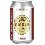 Manor Hill MANOR HILL • MILD MANOR'D AMBER 6-Pack 12oz