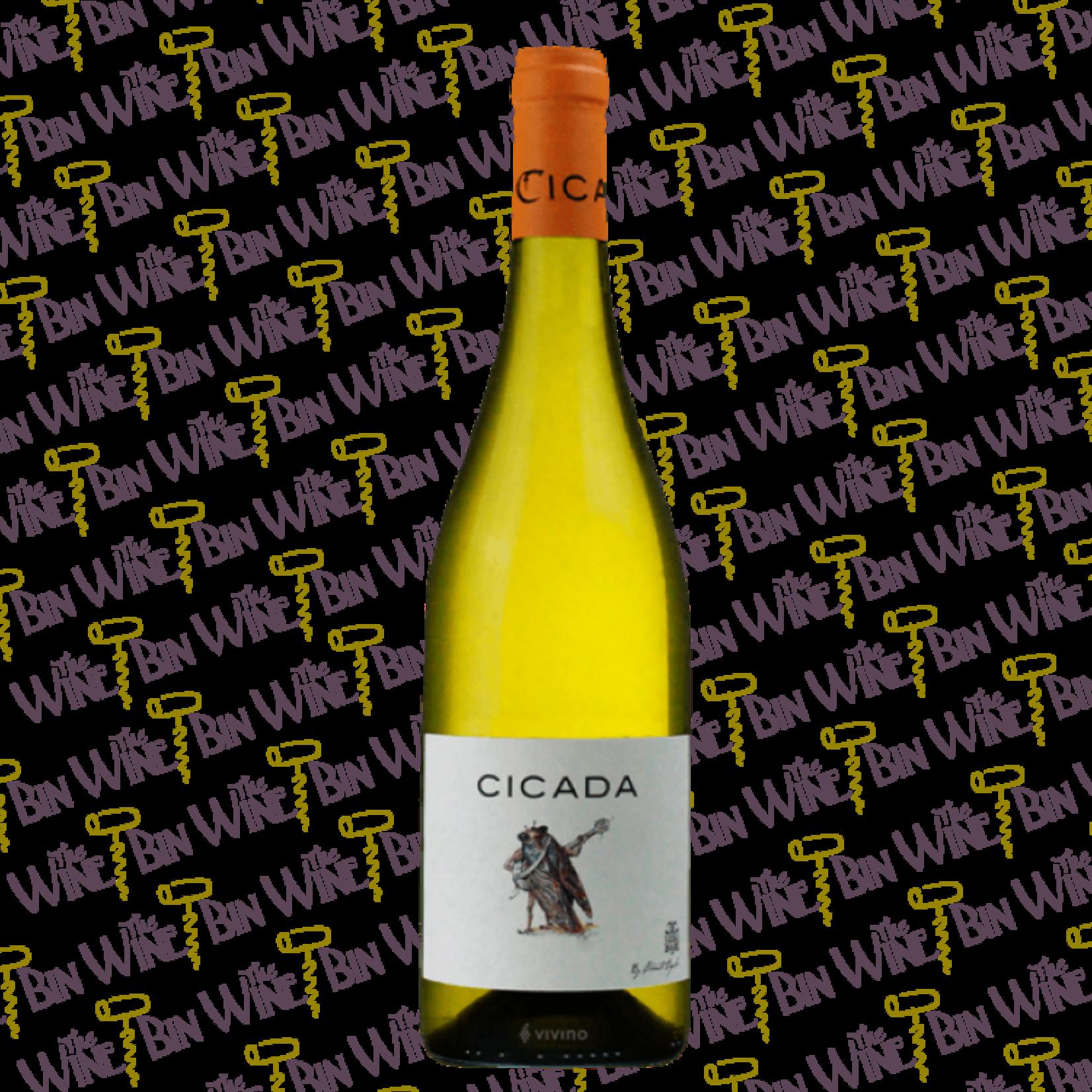THE CICADA Cicada • Blanc Chante Cigale- .750L - Bottle