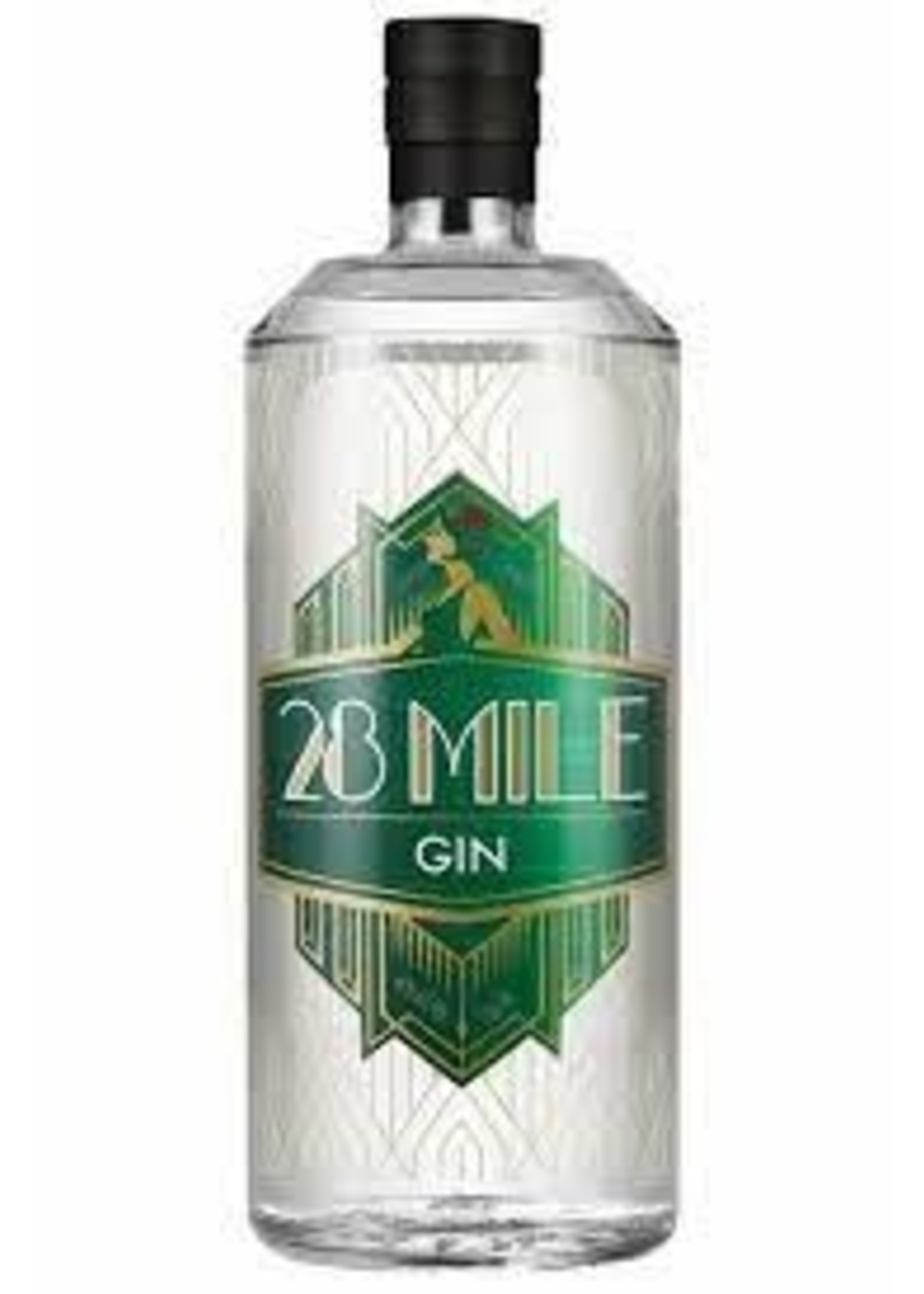28 Mile Gin 750ml