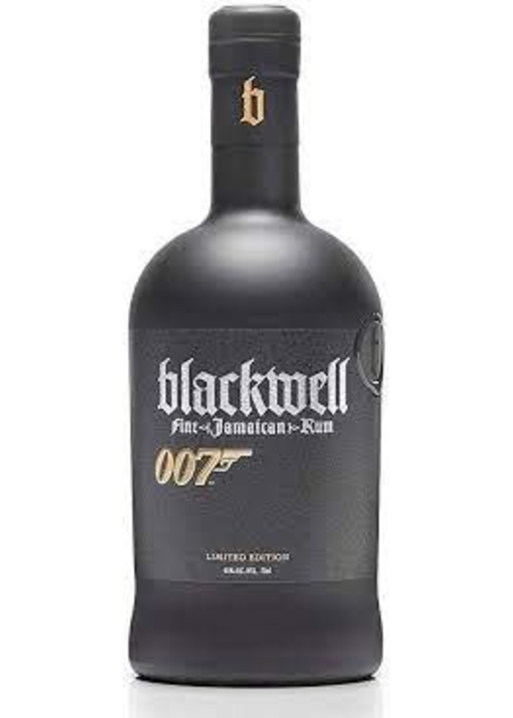 Blackwell Rum 007 Limited Edition 750ml