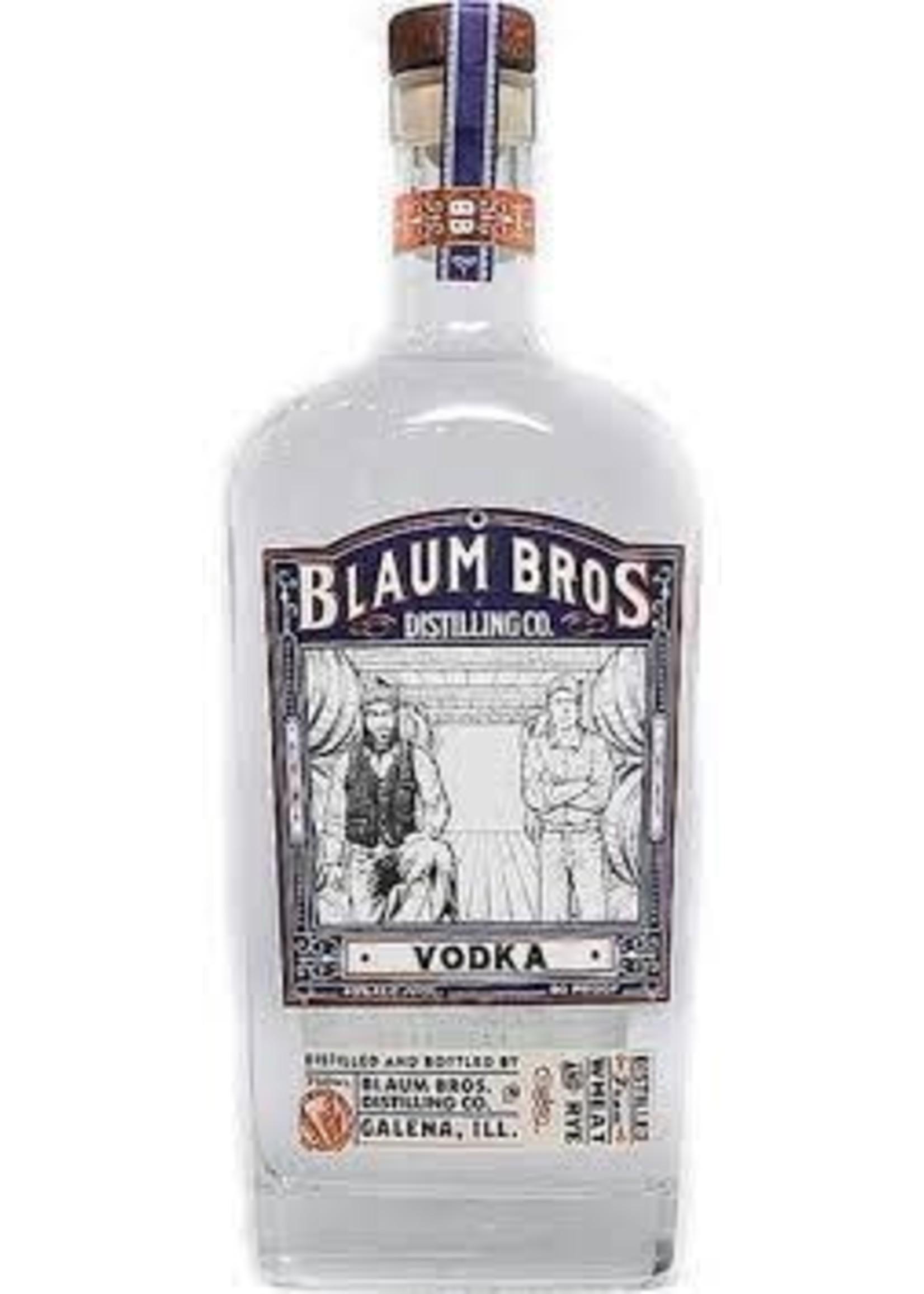 Blaum Bros Vodka 750ml