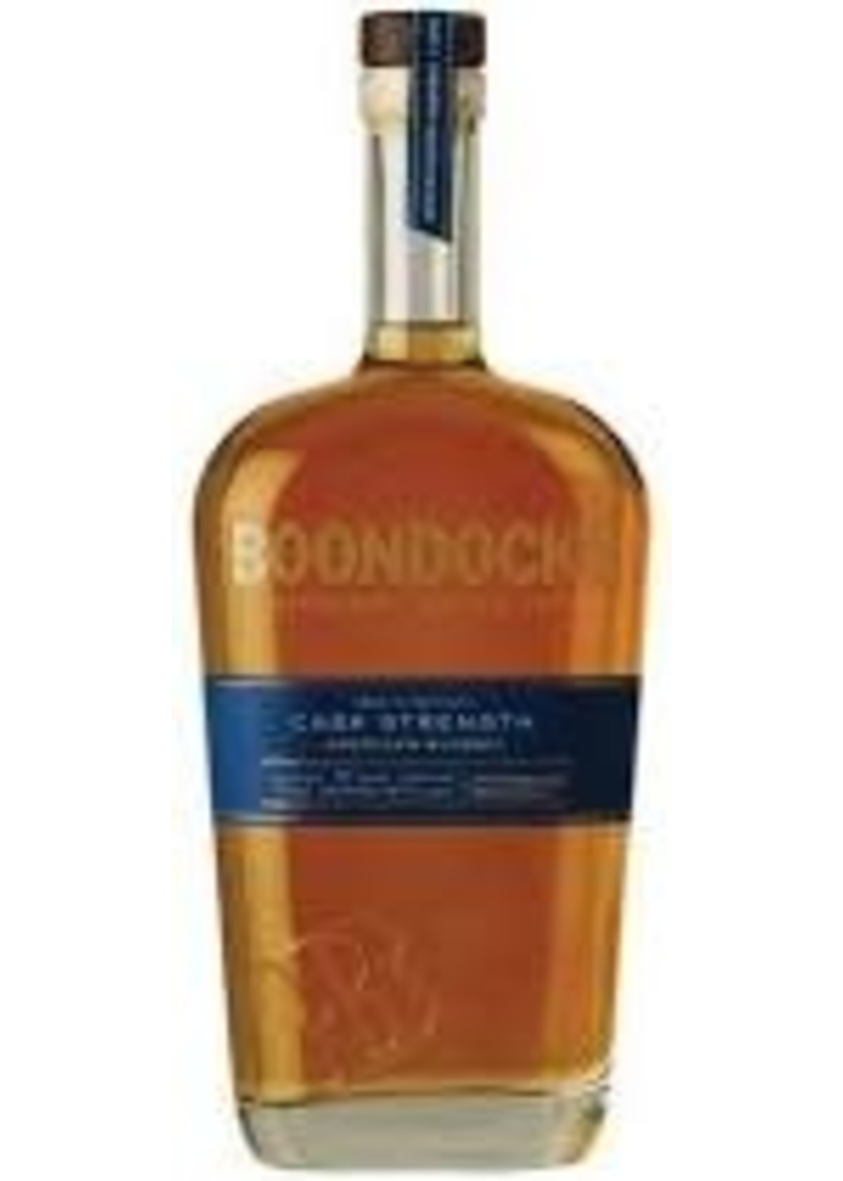 Boondock's Cask Strength American 11 Year Old Whiskey 750ml