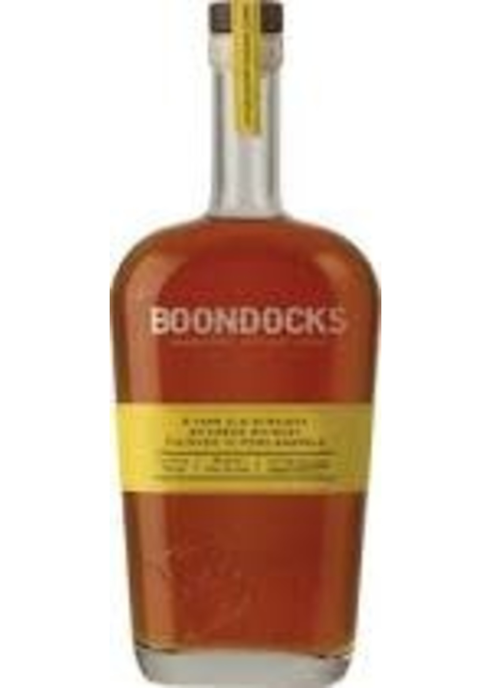 Boondock's Port Finished 8 Year Old Straight Bourbon Whiskey 750ml