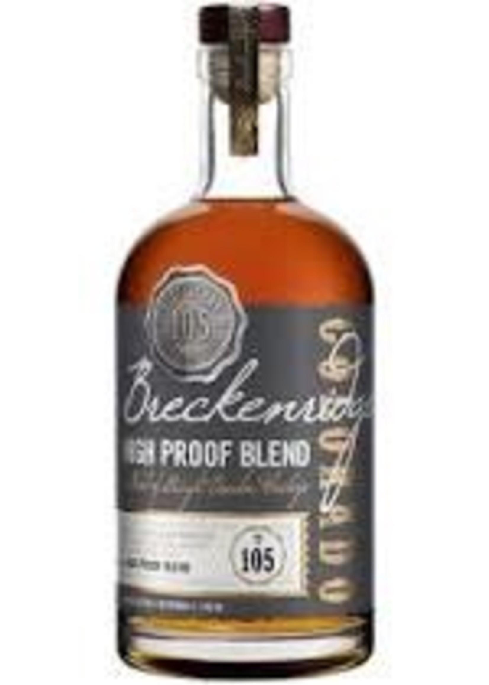 Breckenridge High Proof Bourbon 750ml