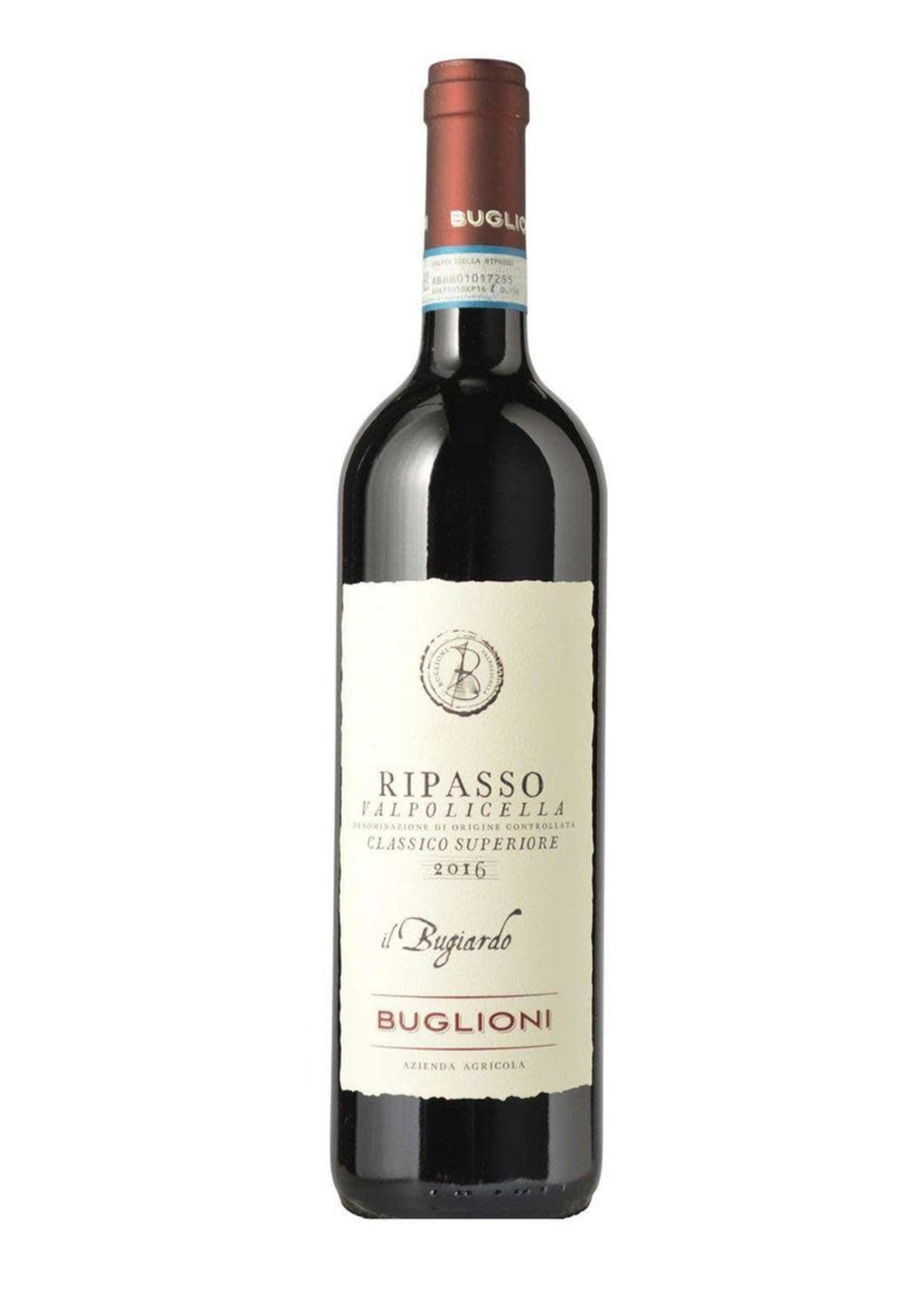 Buglioni 2017  Bugiardo Ripasso 750ml