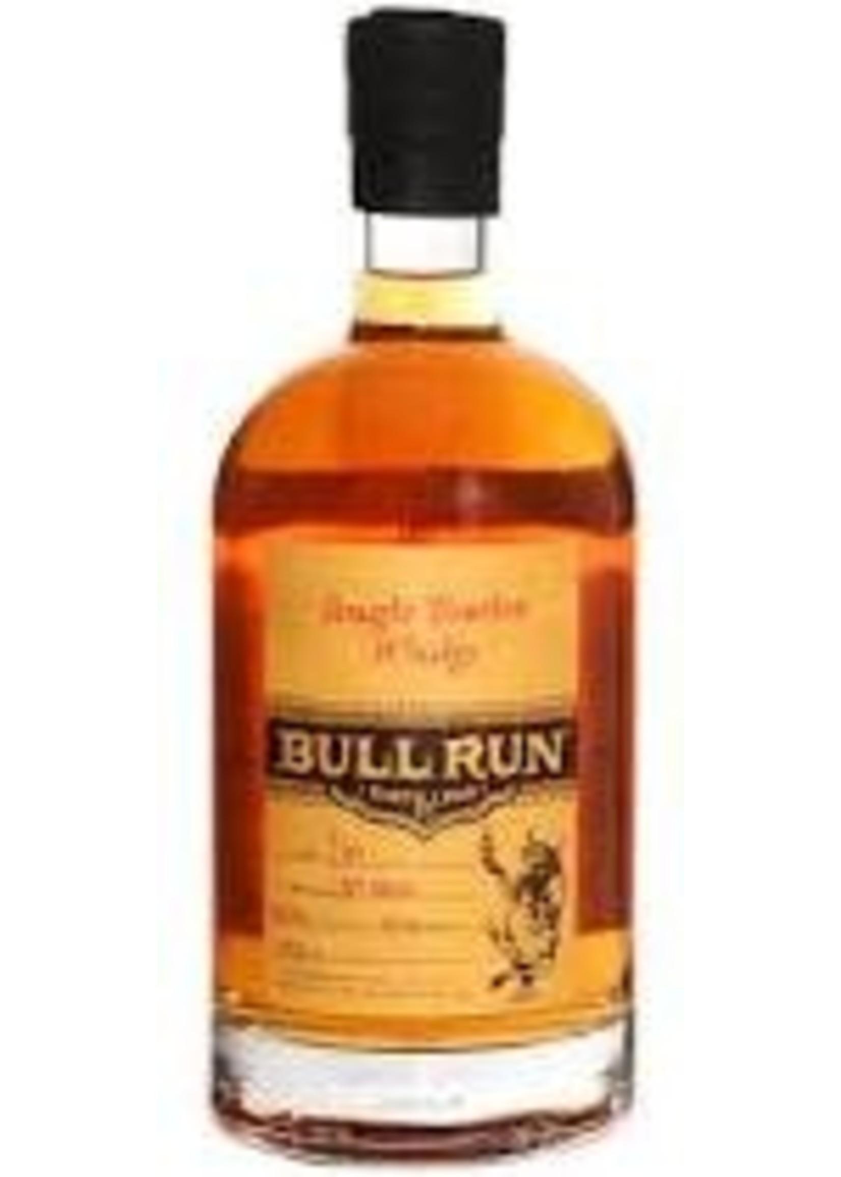 Bull Run Straight Bourbon Whiskey 750ml