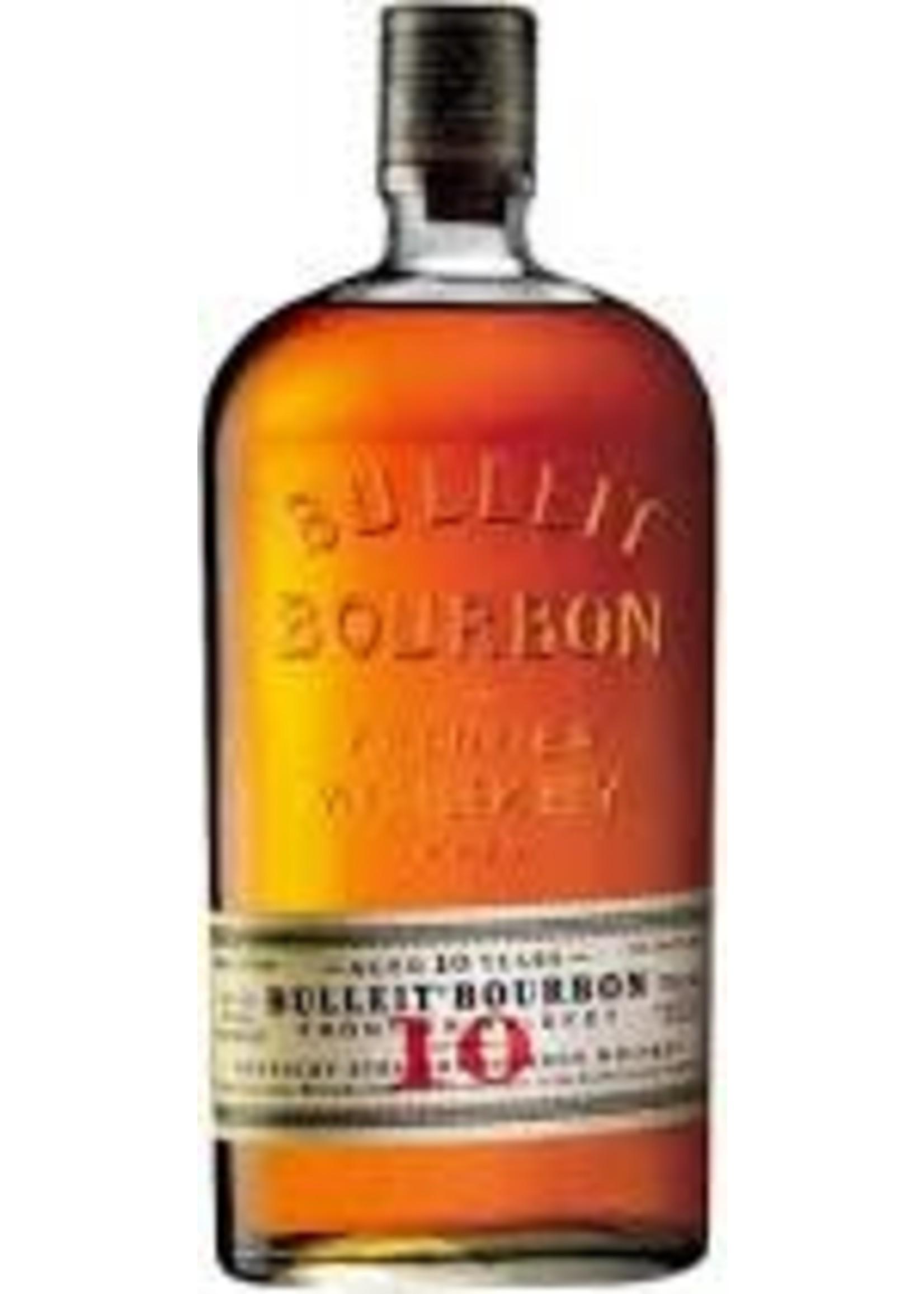 Bulleit Bourbon 10yr Old 91.2PF 750ml