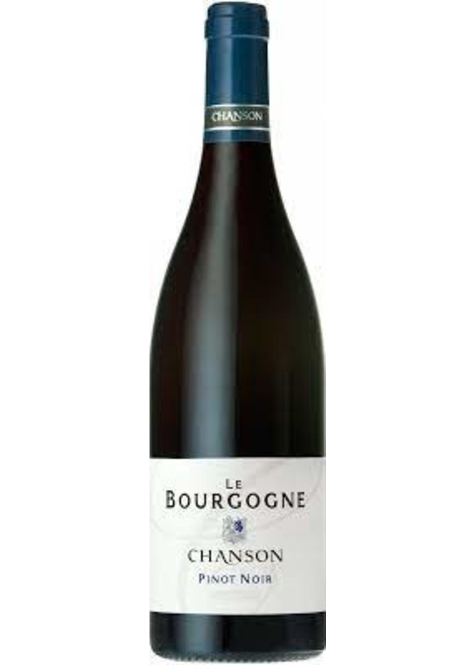 Chanson 2018 Le Bourgogne Pinot Noir 750ml
