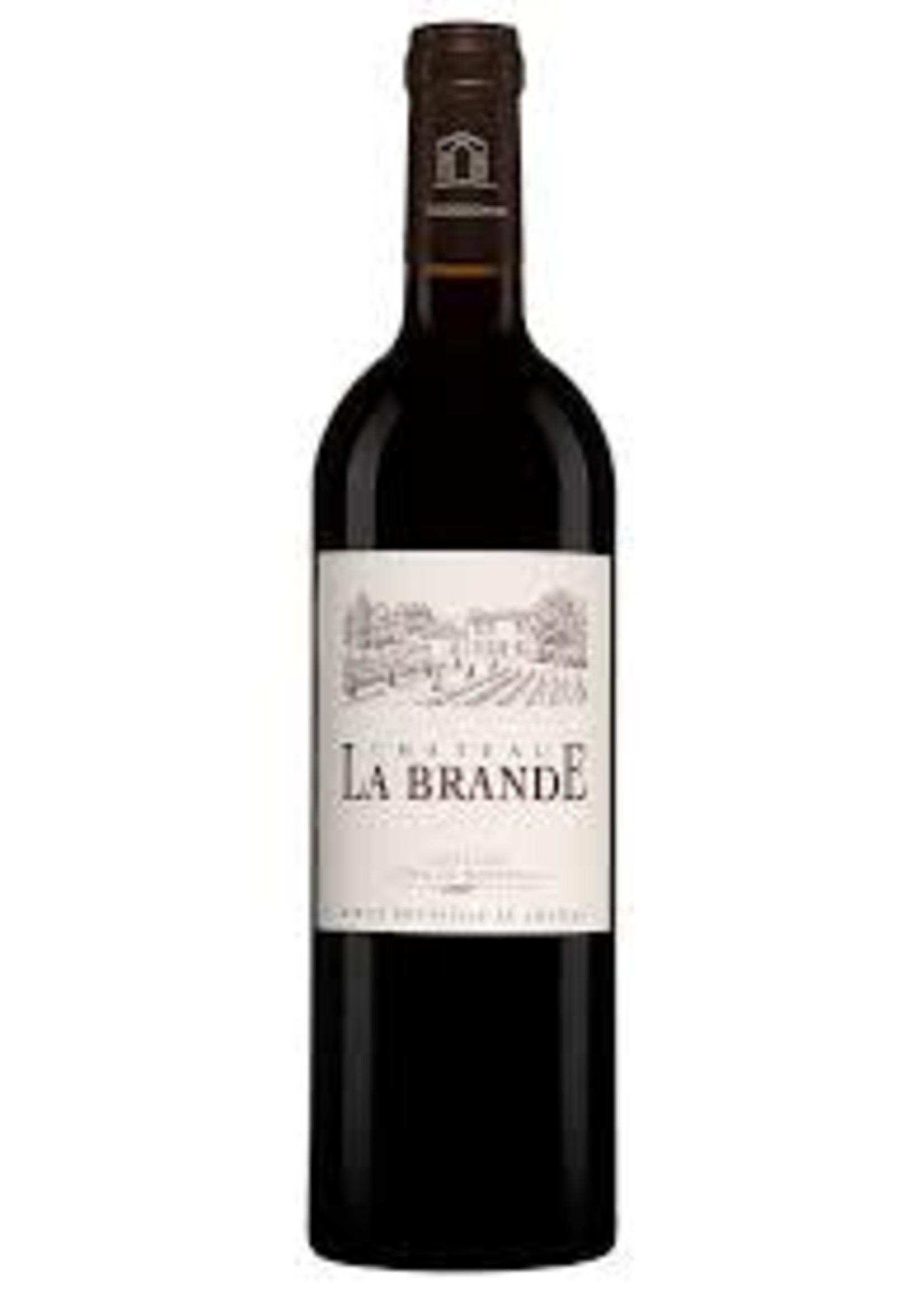 Chateau La Brande 2015 Castillon Cotes de Bordeaux 750ml