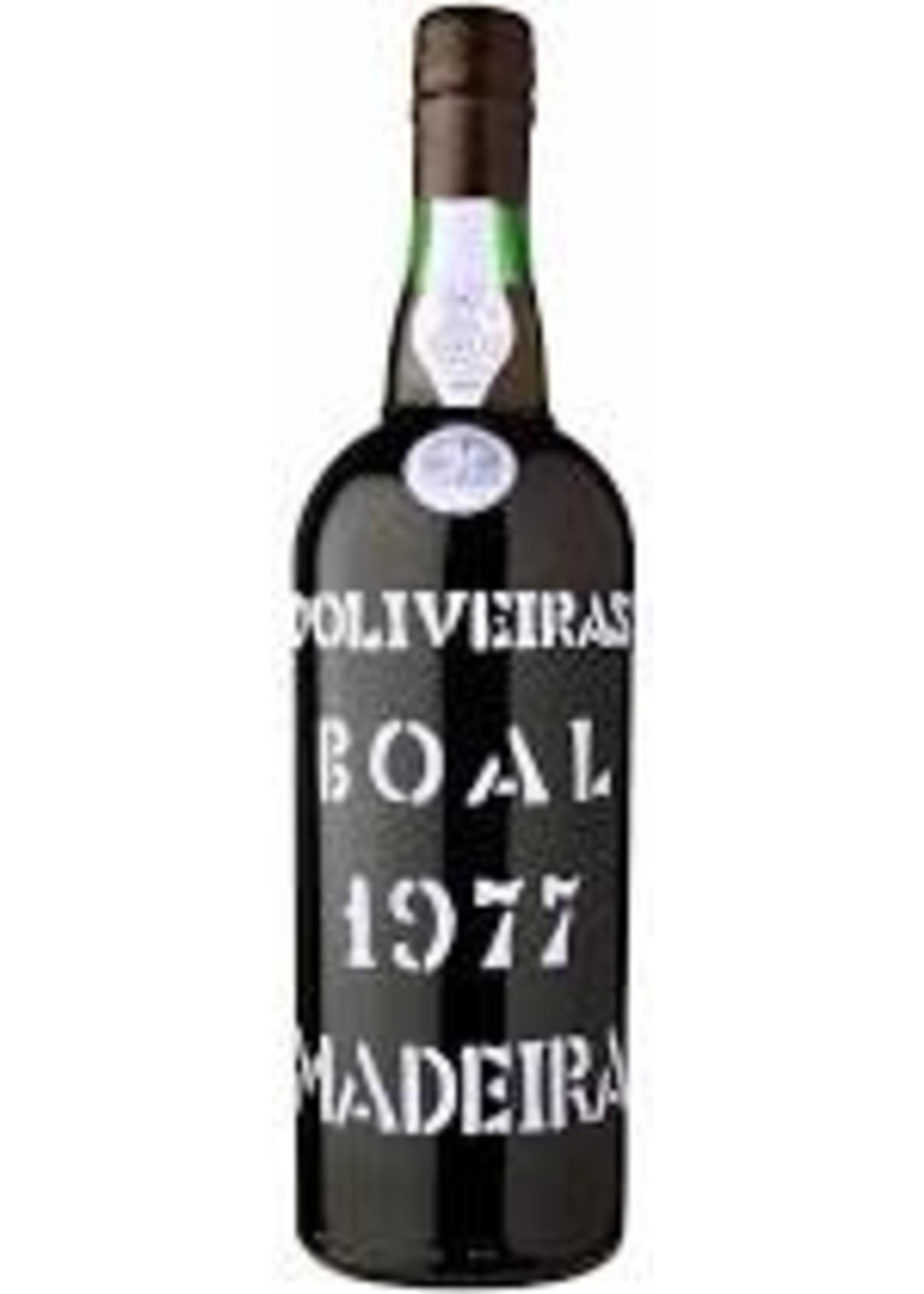 D'Oliveira 1977 Bual Maderia 750ml