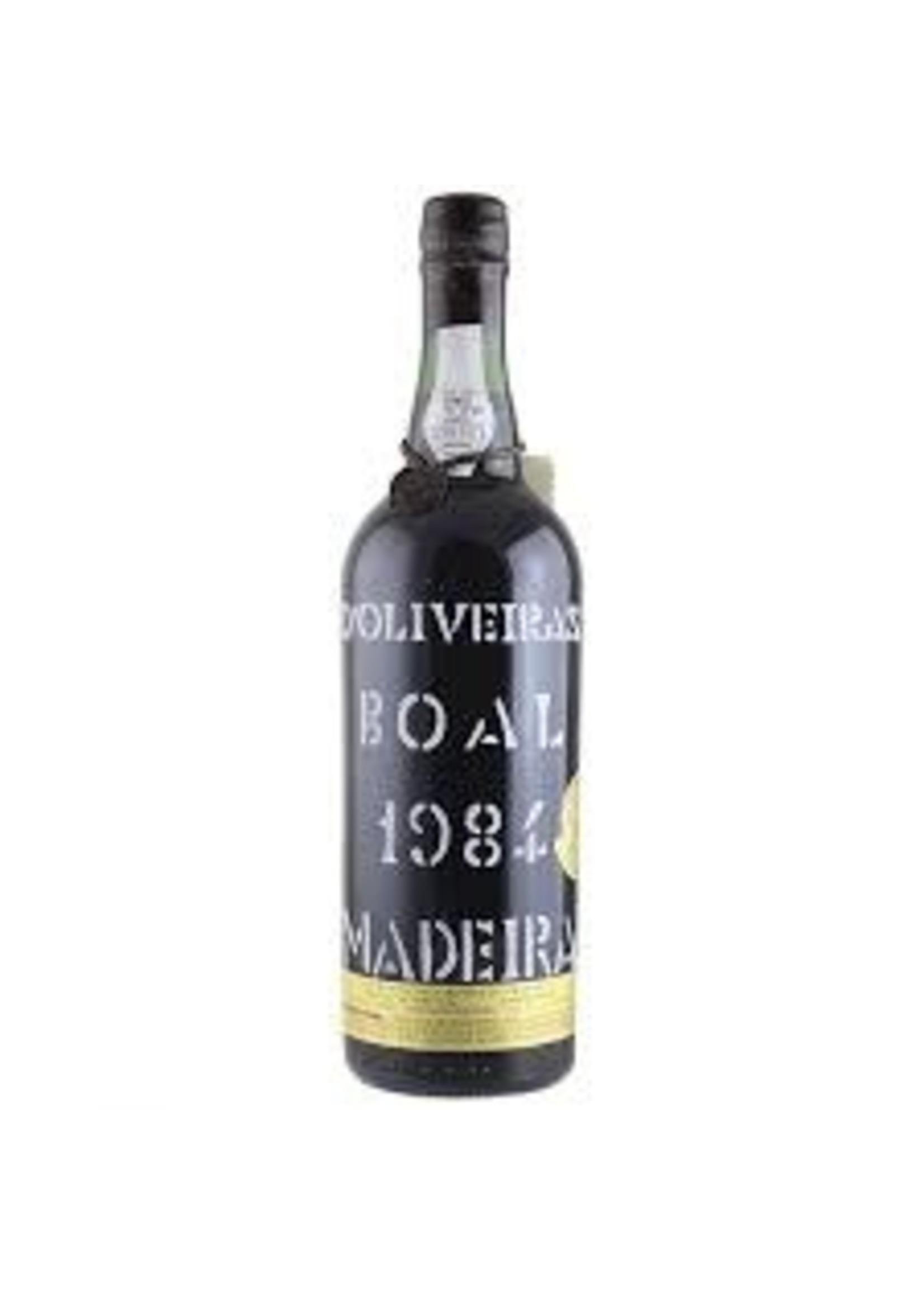D'Oliveira 1984 Bual Maderia 750ml