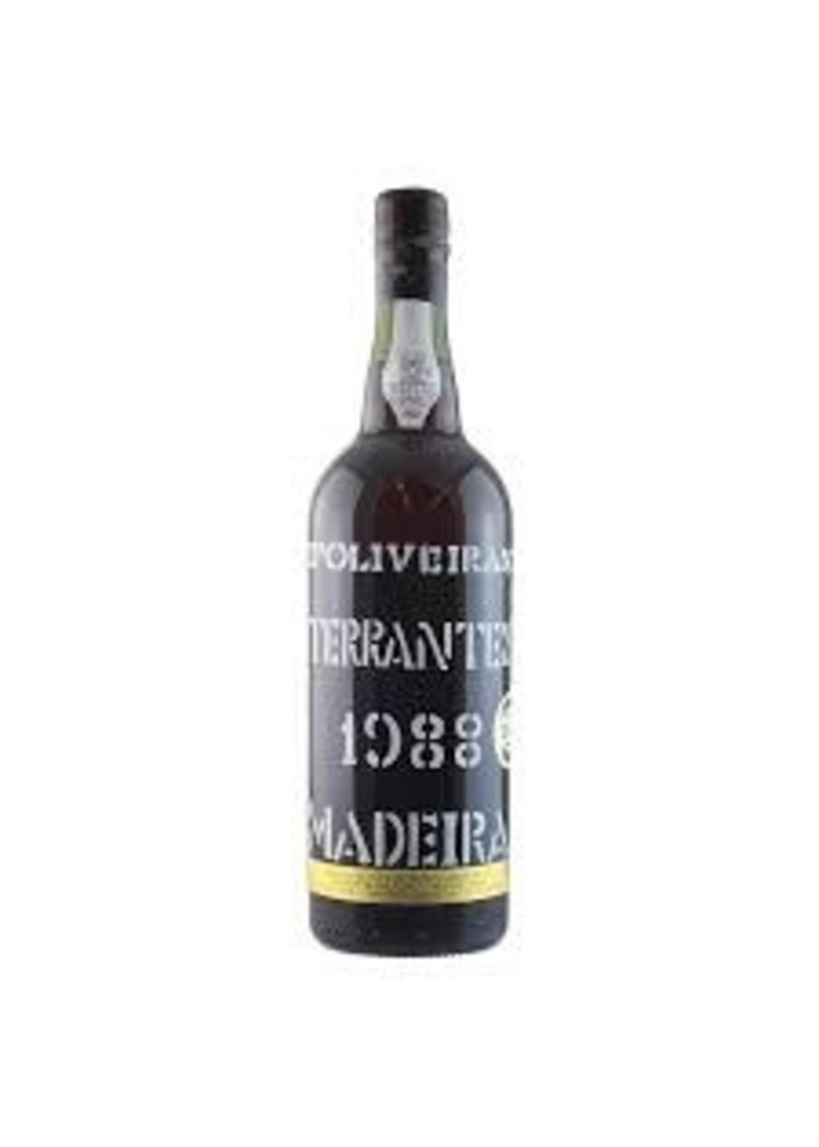 D'Oliveira 1988 Terrantez Maderia 750ml