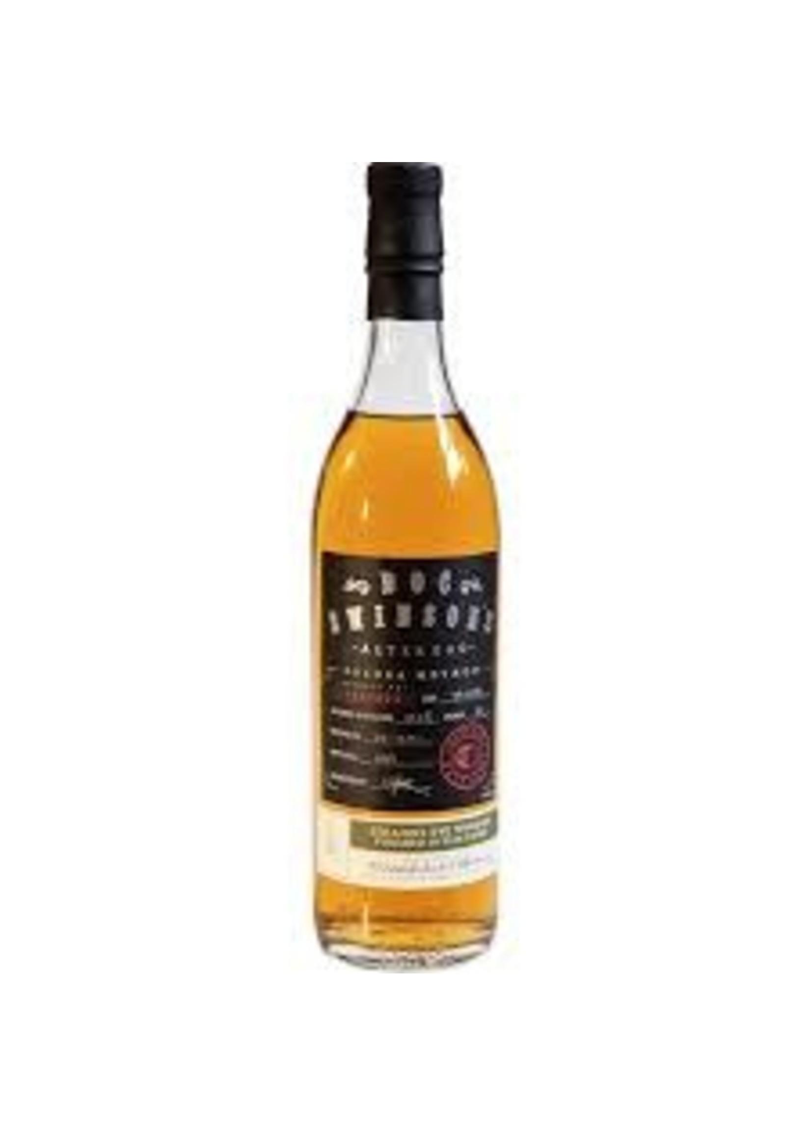 Doc Swinson's Alter Ego Solera Method Rye Whiskey 750ml