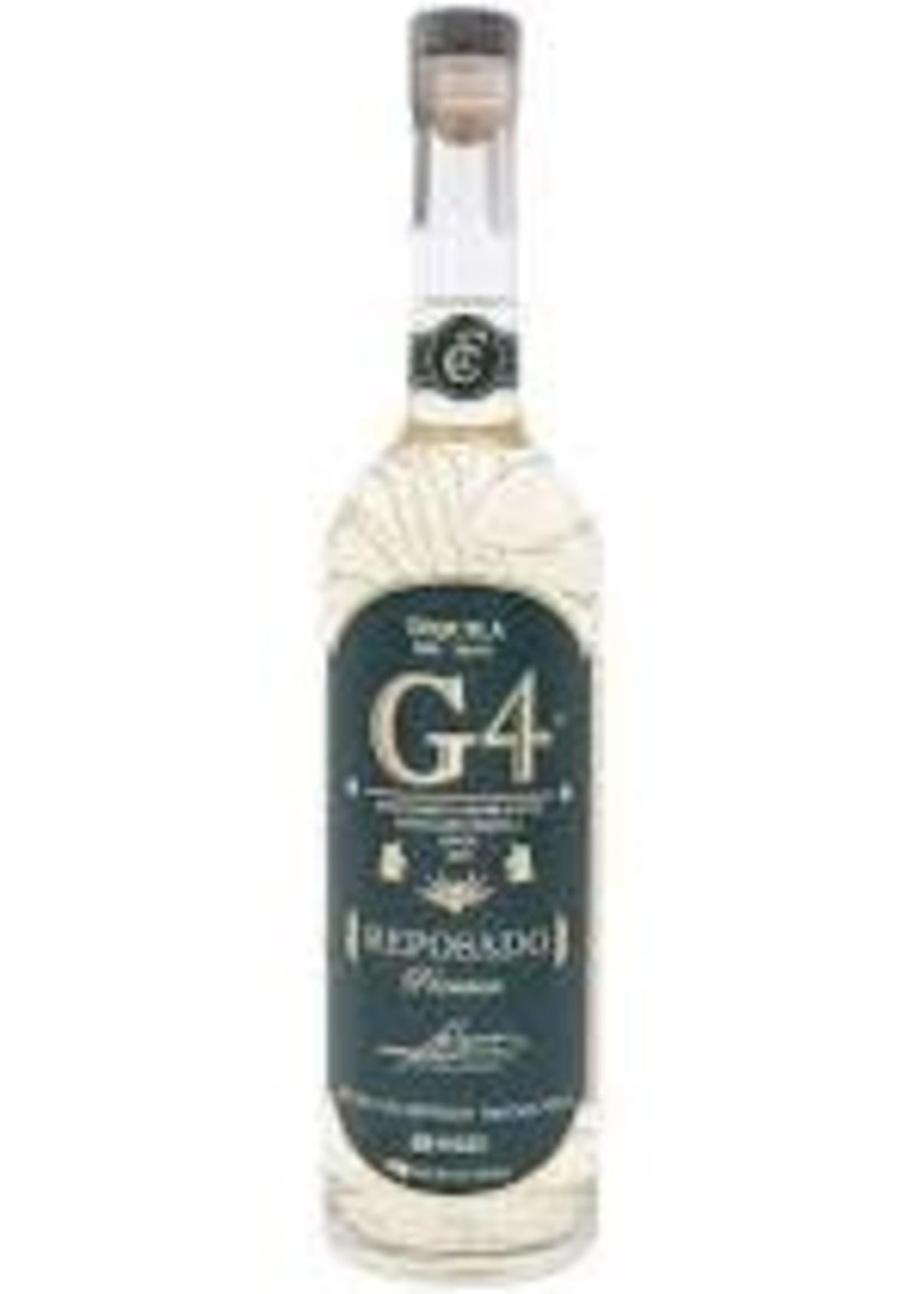 G4 Tequila Reposado 750ml