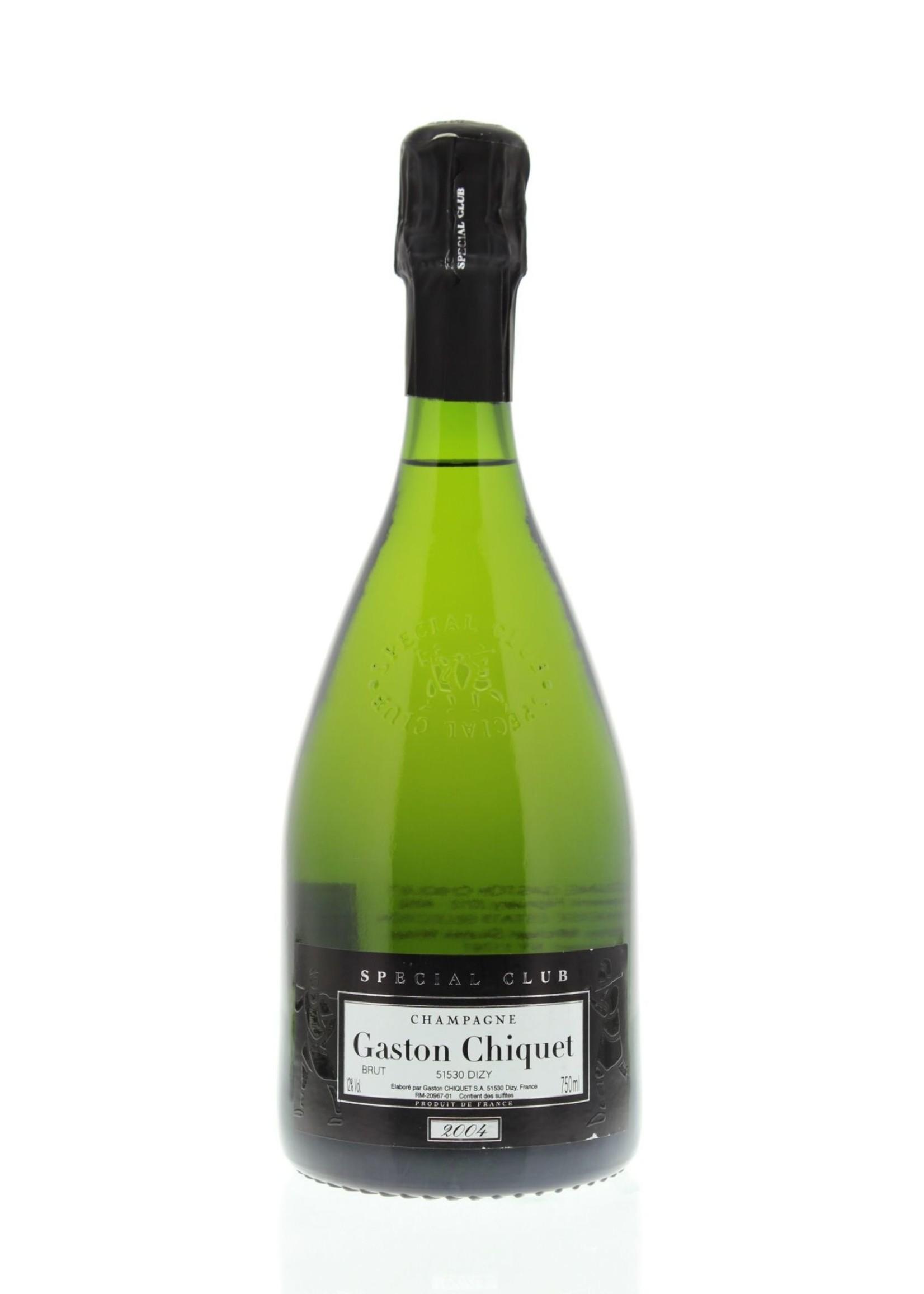 Gaston Chiquet 2013 Special Club Brut Millesime 750ml