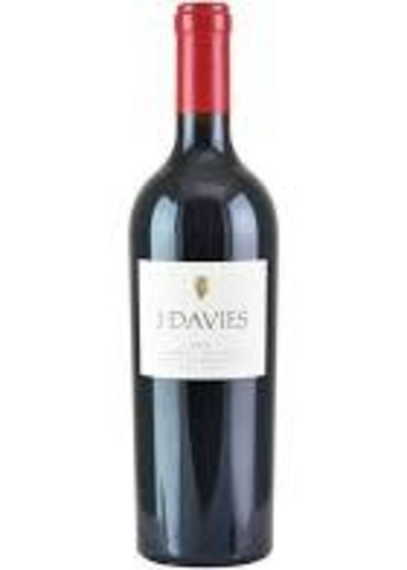 J. Davies 2015 Cabernet Sauvignon Diamond Mtn District 750ml