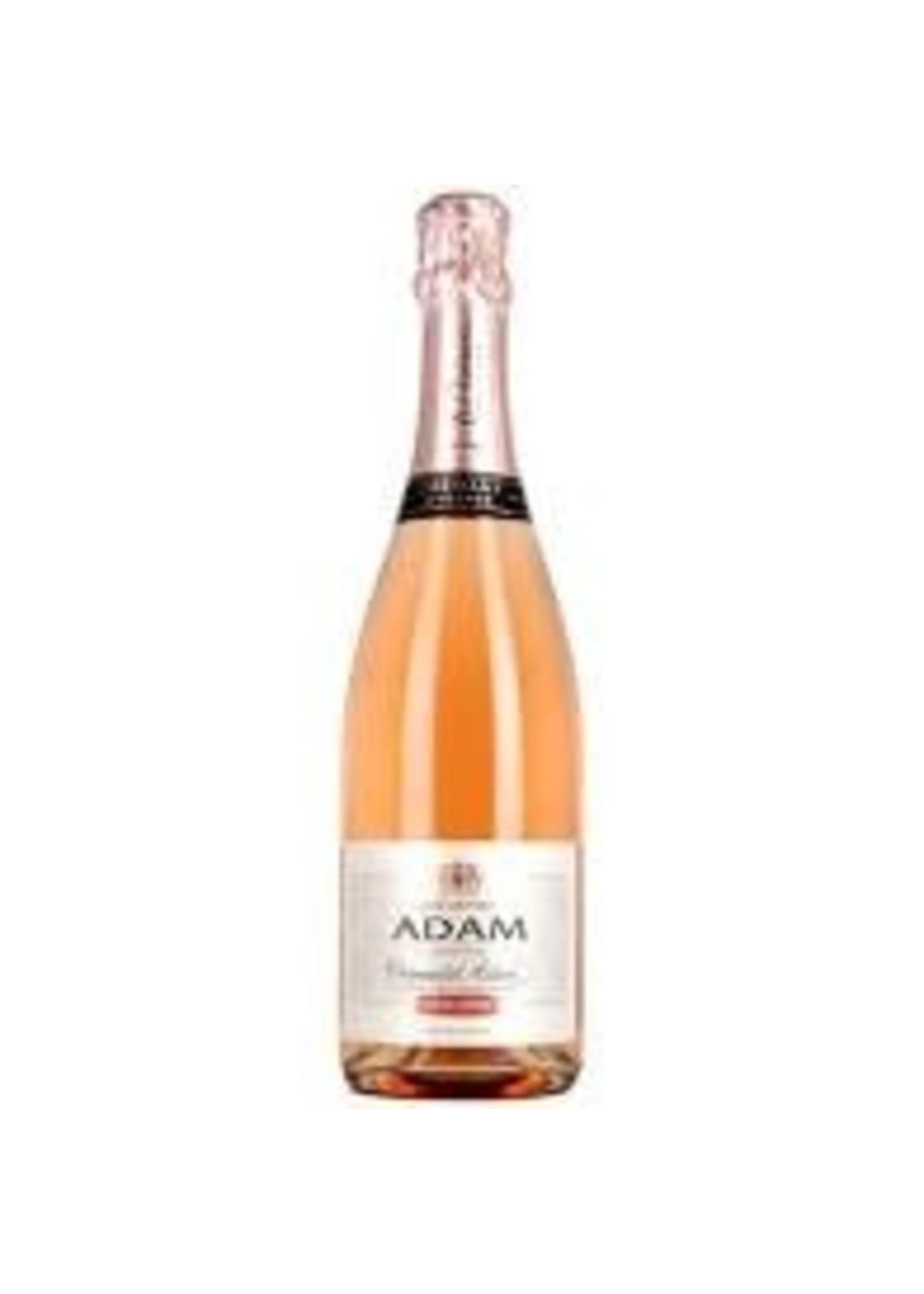 Jean Baptiste Adam NV Crement d'Alsace Brut Rose 750ml