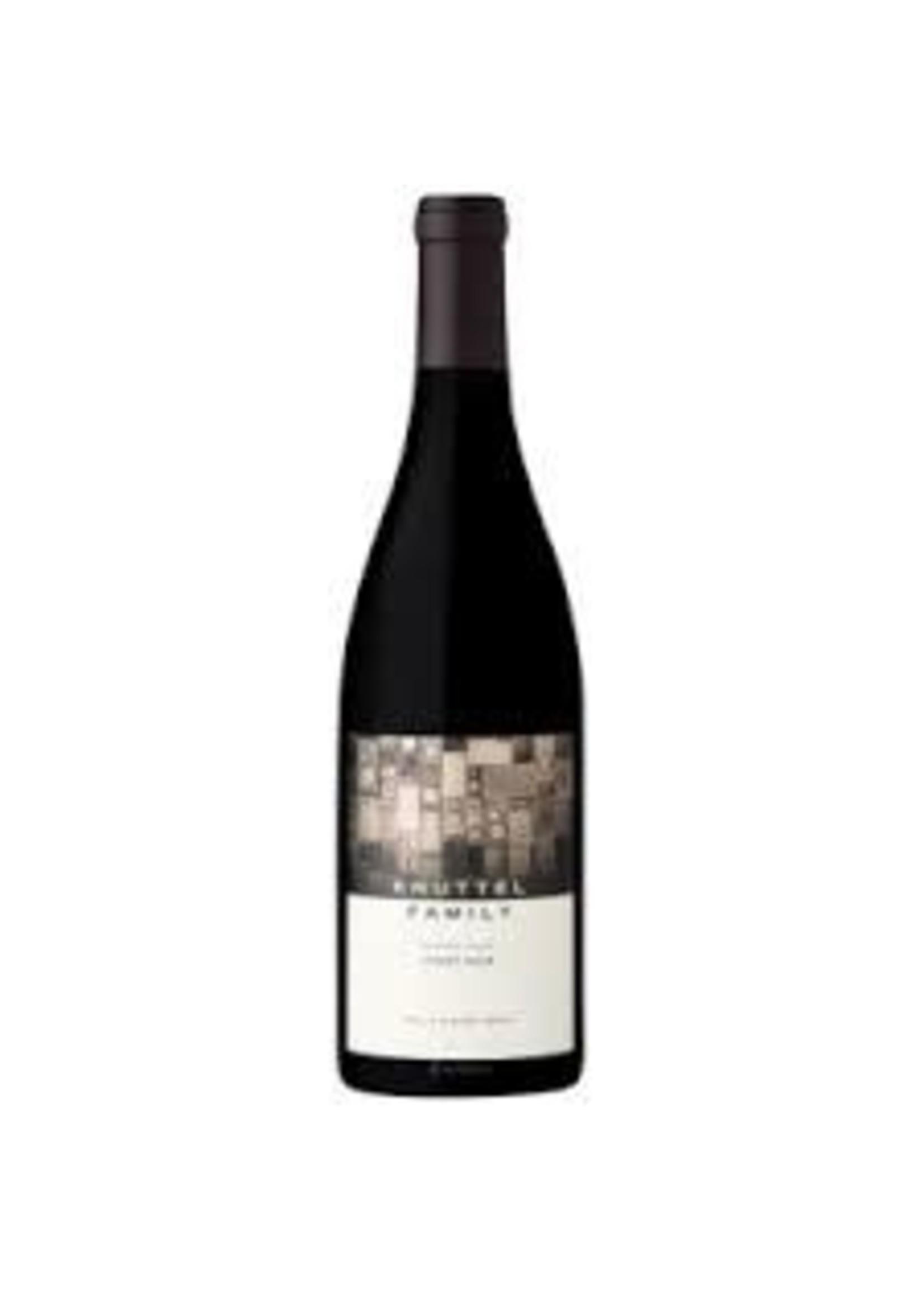 Knuttel Family 2017 Pinot Noir Bill's Hidden Track 750ml