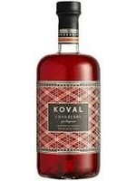 Koval Cranberry Gin Liqueur Chicago 750ml