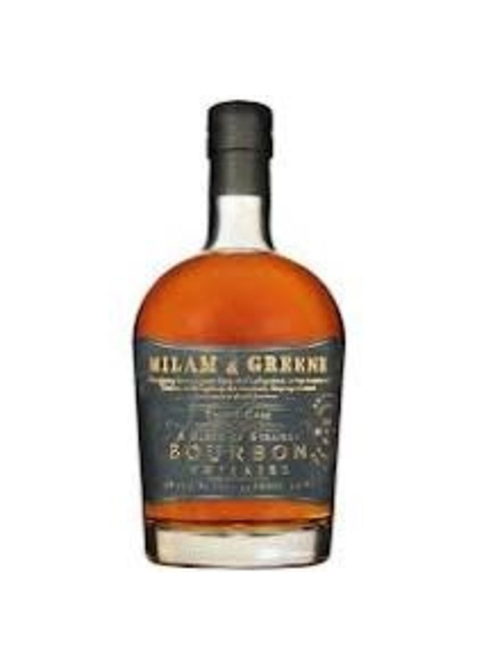 Milam and Greene Triple Cask Bourbon Whisky 750ml