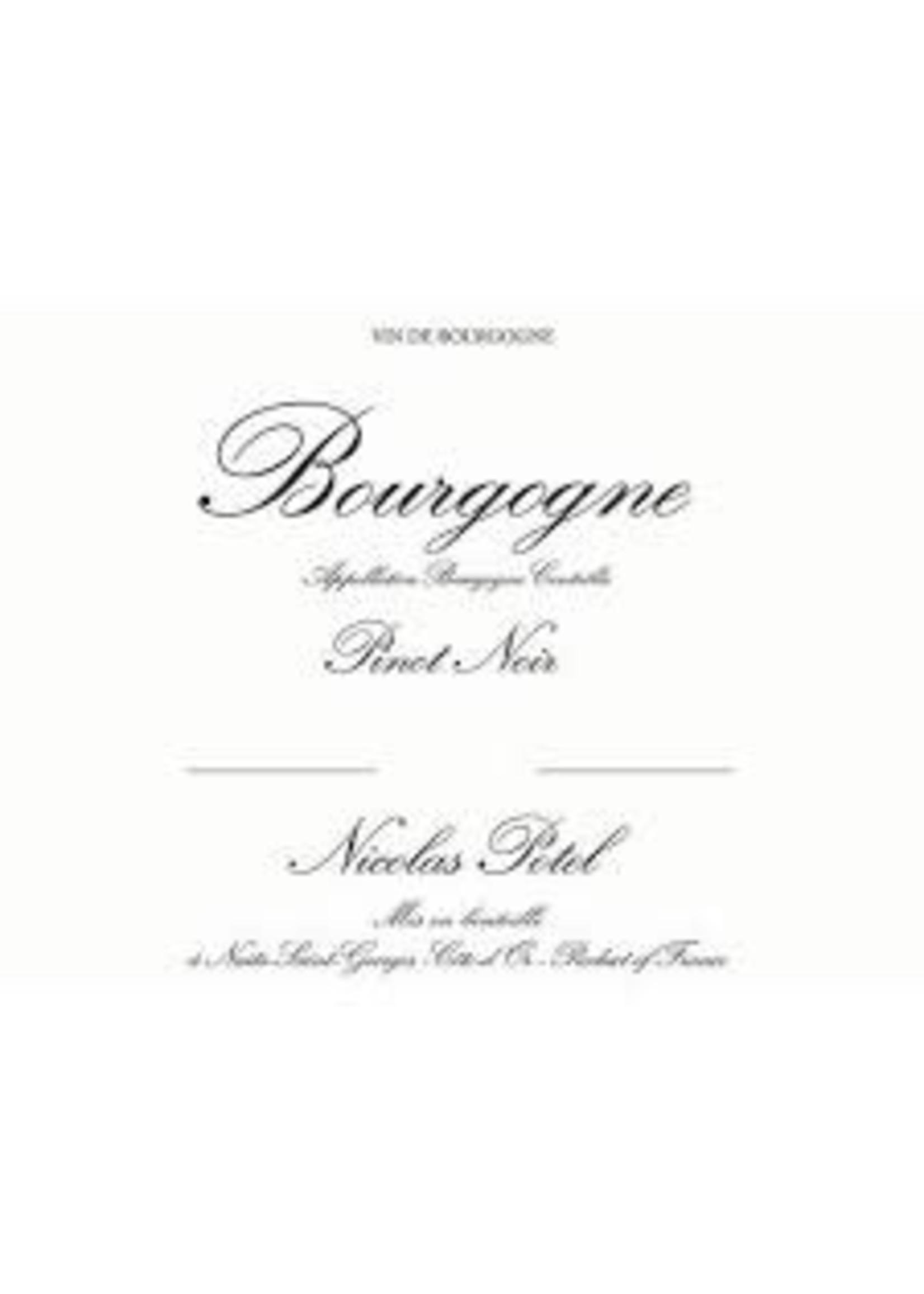 Nicholas Potel 2018 Bourgogne Rouge 750ml