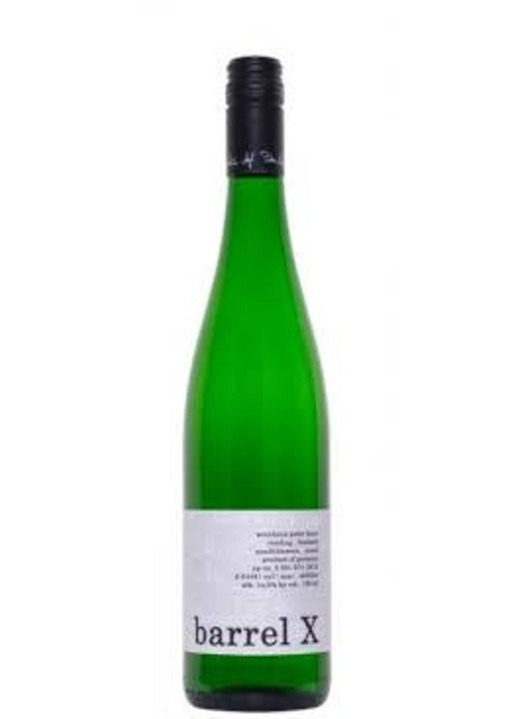 Peter Lauer 2018 Barrel X Riesling Off-Dry 750ml