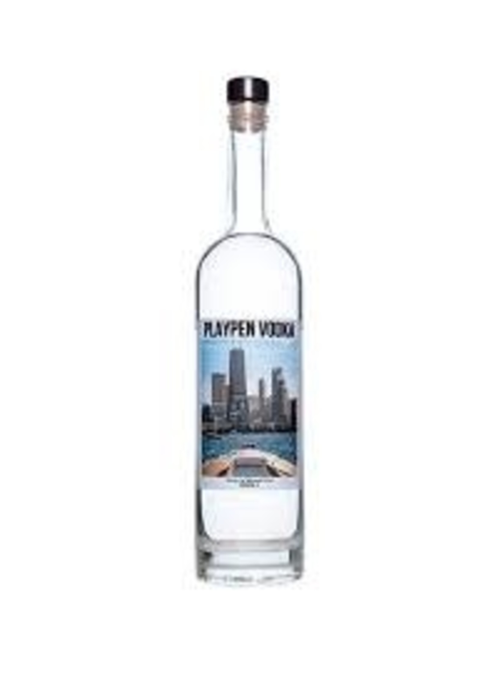 Playpen Vodka 750ml
