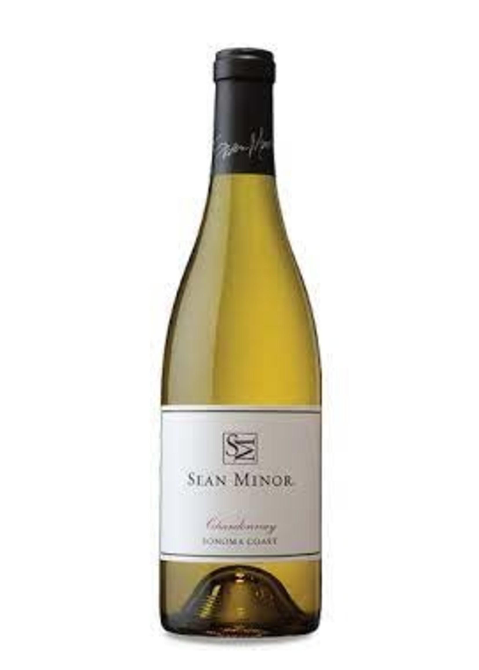 Sean Minor 2018 Chardonnay Sonoma Coast 750ml