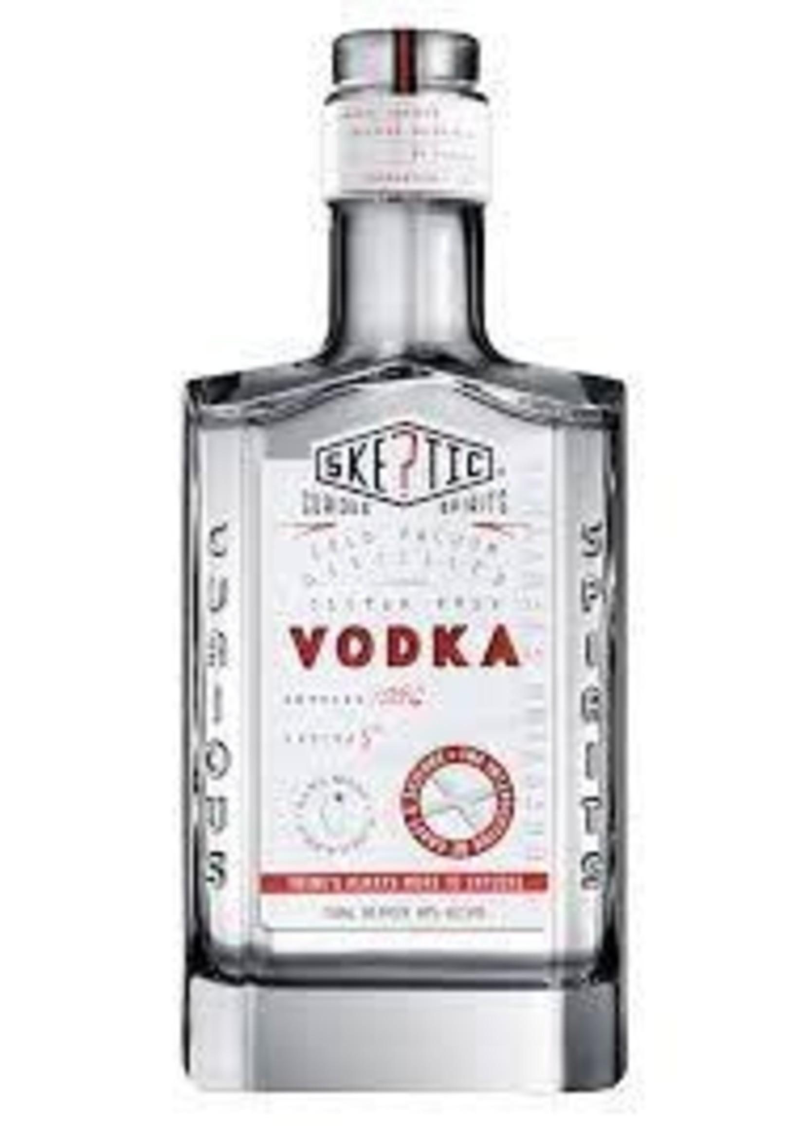 Skeptic Cold Vacuum Distilled Vodka 750ml