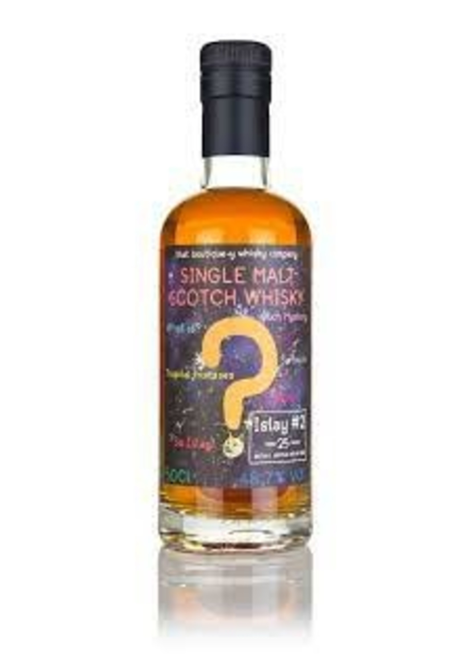 That Boutique-Y Whisky Co. Islay #2 25yr old 375ml