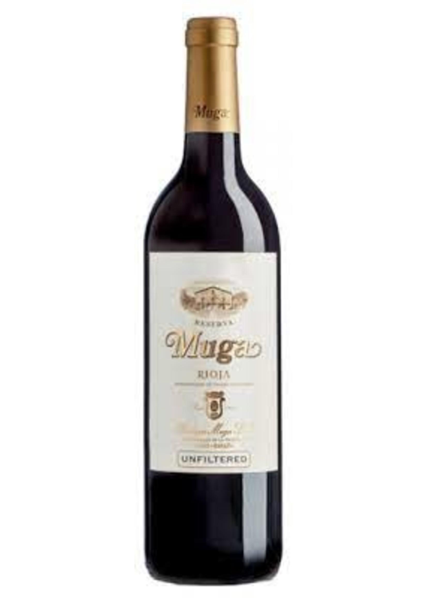Muga 2017 Rioja Reserva 750ml