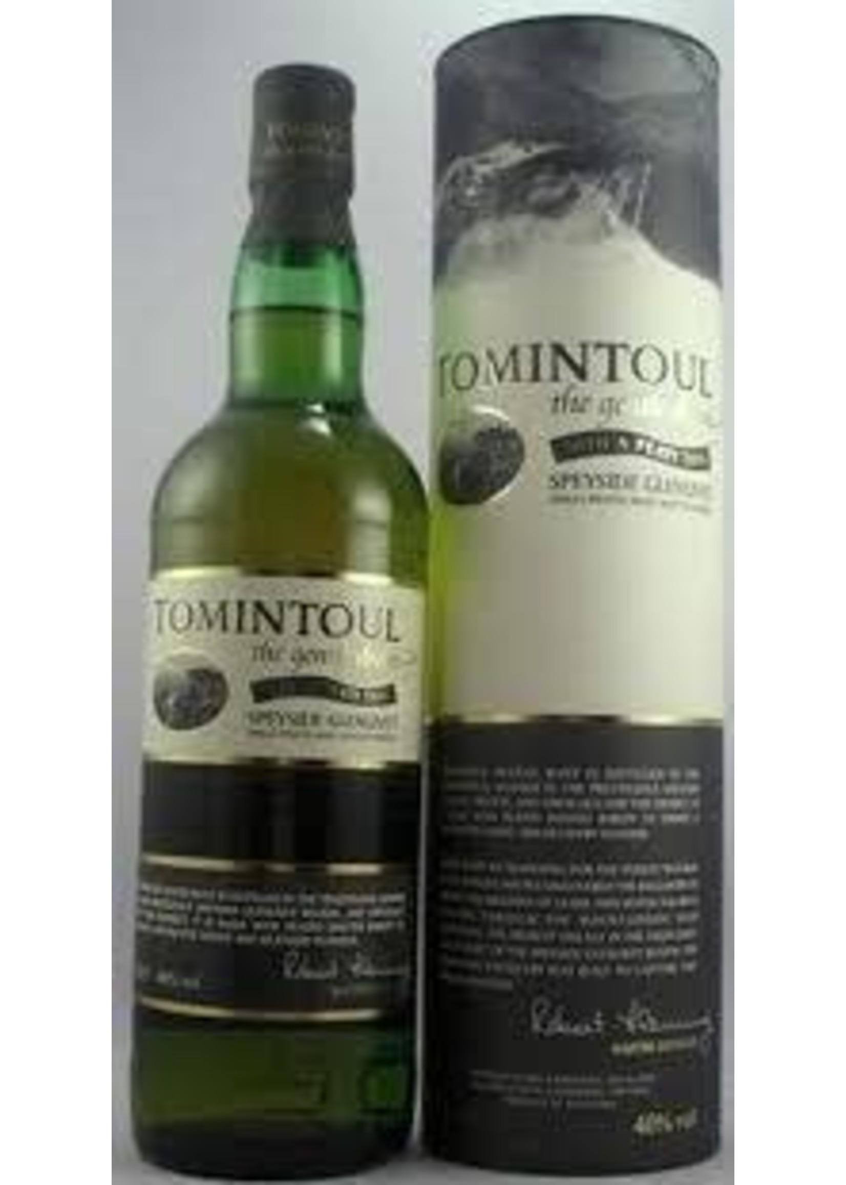 Tomintoul Peaty Tang Speyside Glenlivet Single Malt Scotch Whisky 750ml