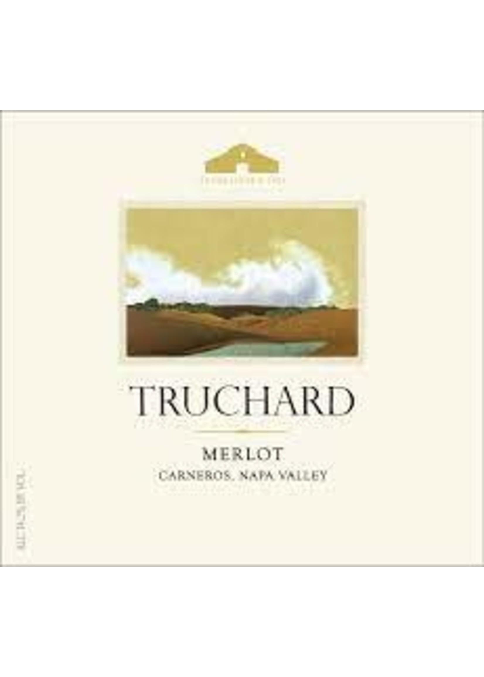 Truchard 2017 Merlot 750ml