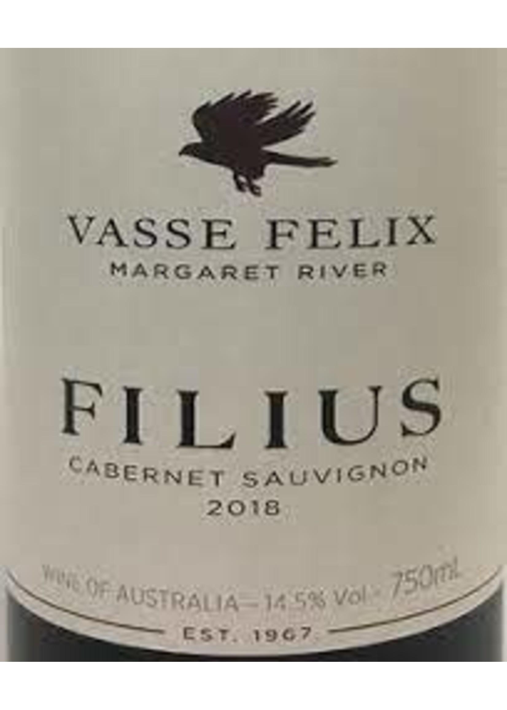 Vasse Felix 2018 Filius Cabernet Sauvignon 750ml