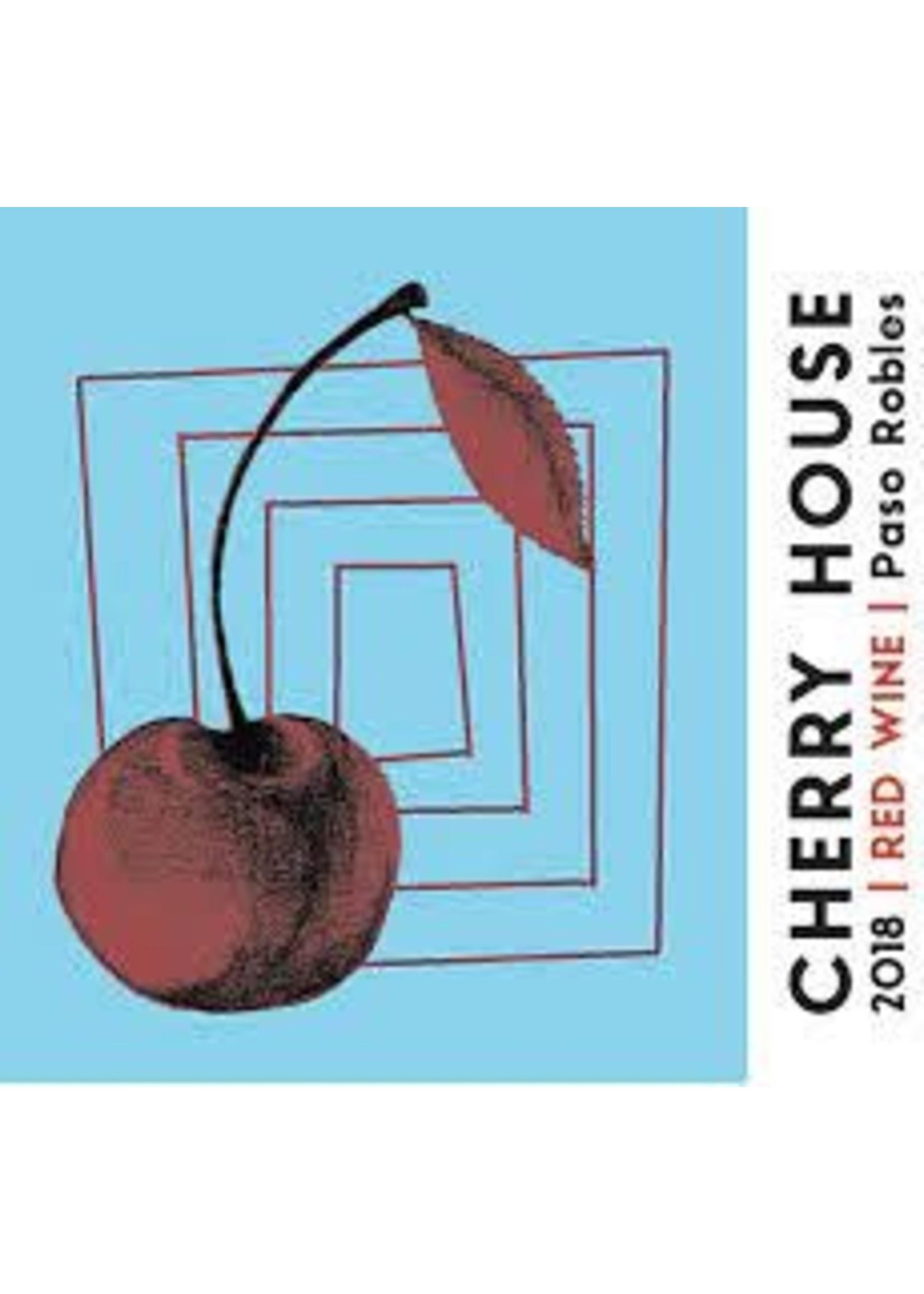 Villa Creek 2018 'Cherry House' Red 750ml