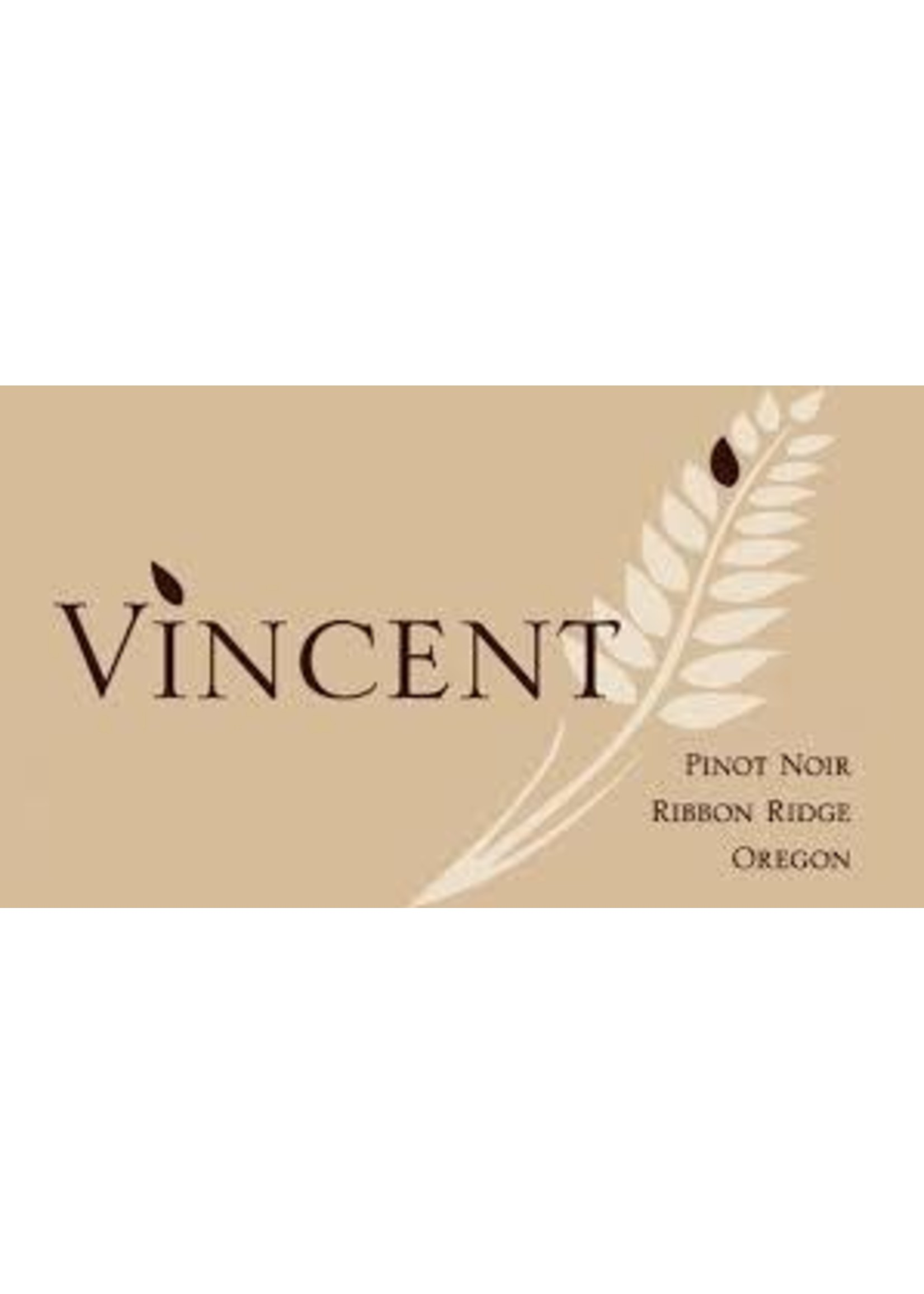 Vincent Pinot Noir 2017 Ribbon Ridge