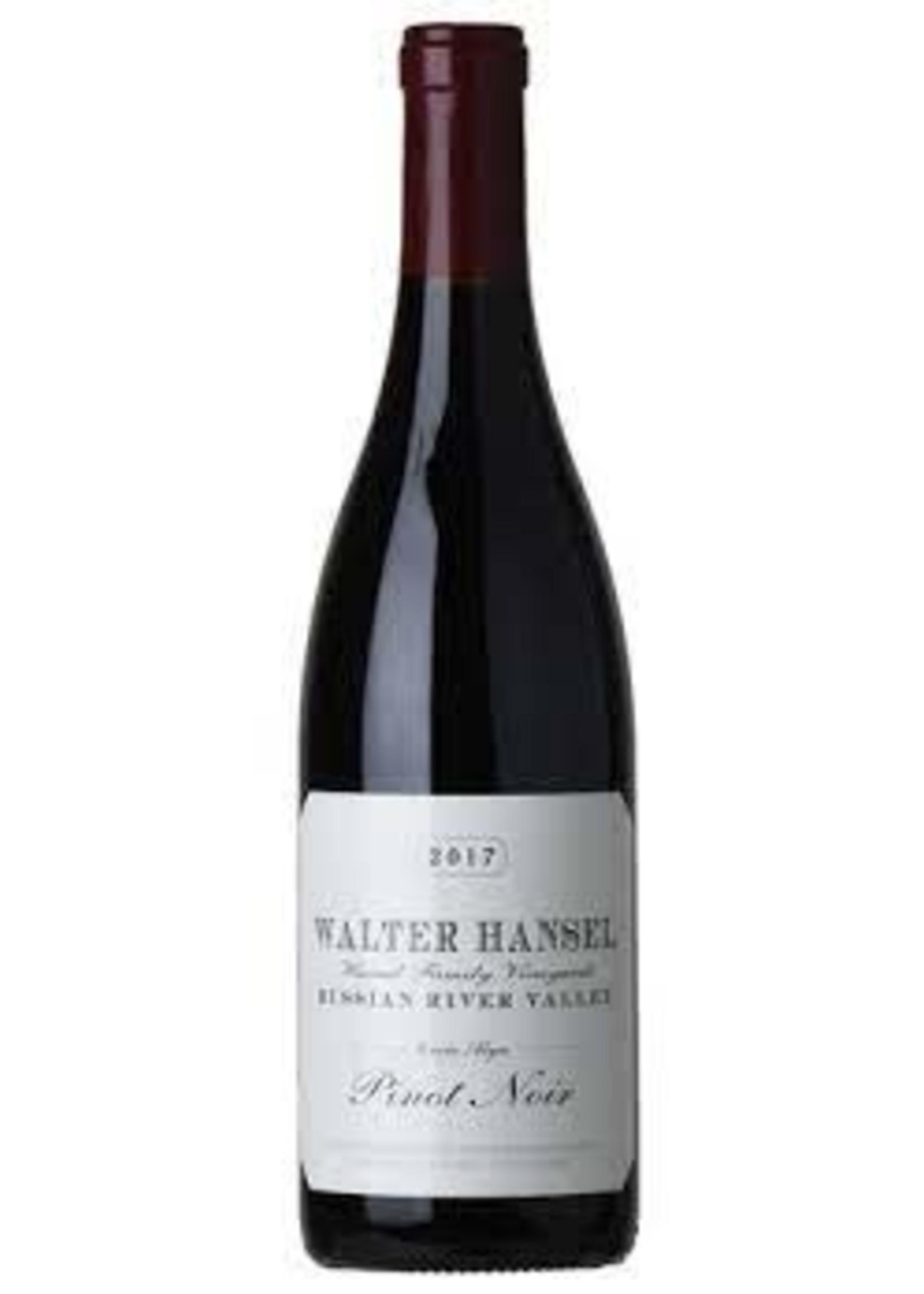 Walter Hansel 2017 Pinot Noir Cuvee Alyce 750ml